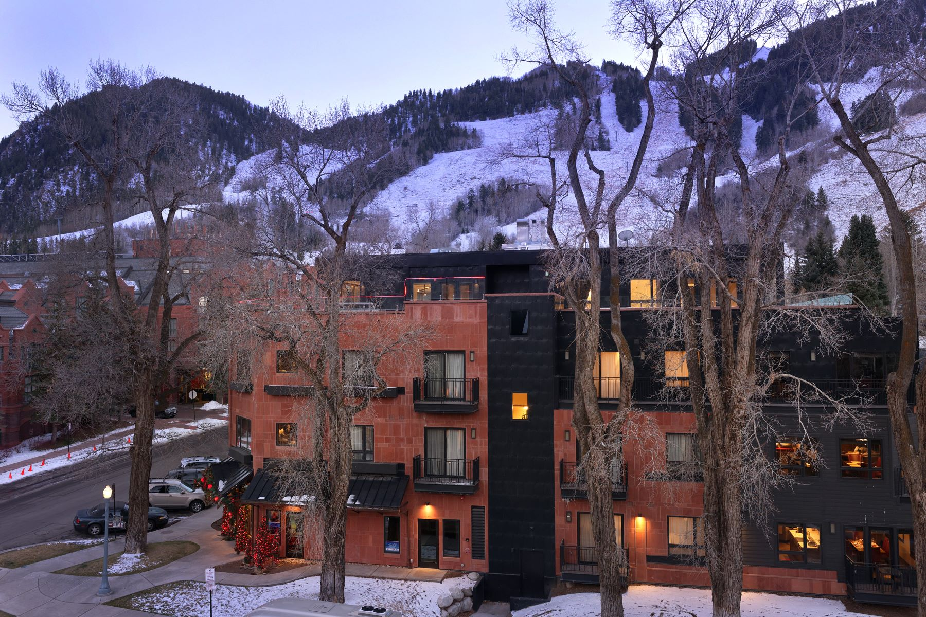 Condominium for Sale at One of a kind in downtown Aspen 219 E Durant Avenue, PH-20 Aspen, Colorado 81611 United States