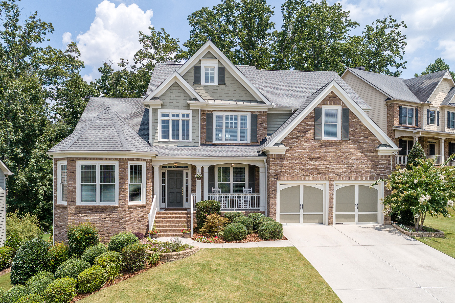 Single Family Home for Sale at Sterling On The Lake 7444 Shady Glen Drive Flowery Branch, Georgia 30542 United States