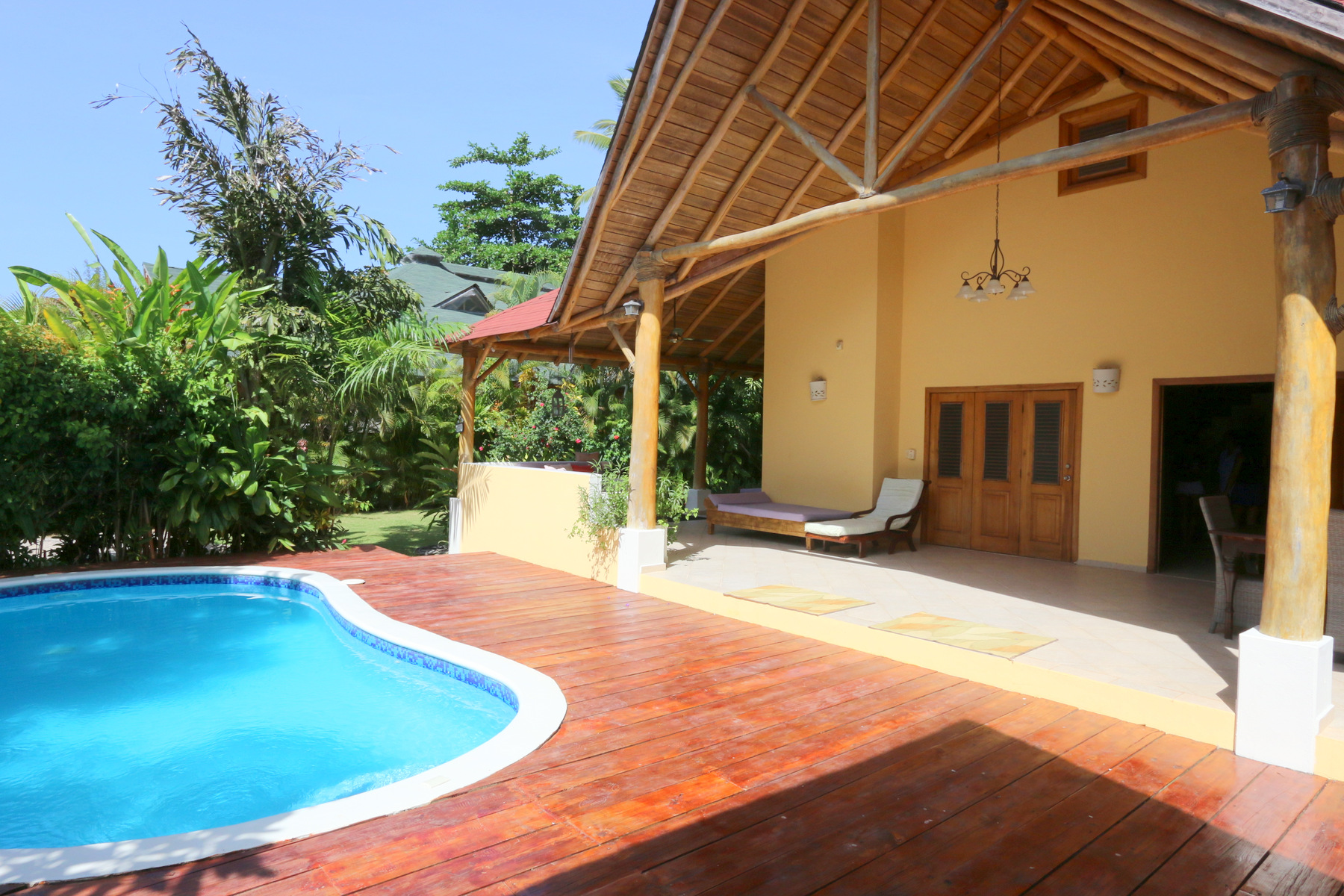 Single Family Home for Sale at Mango Bay Mango Bay Villa No 2, Las Terrenas, Samana, 32000 Dominican Republic