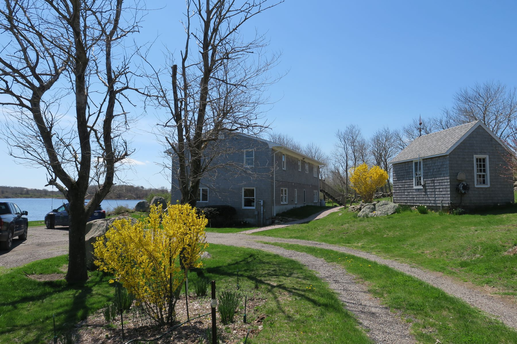 Single Family Homes for Sale at 1037 Sands Pond Road Block Island, Rhode Island 02807 United States