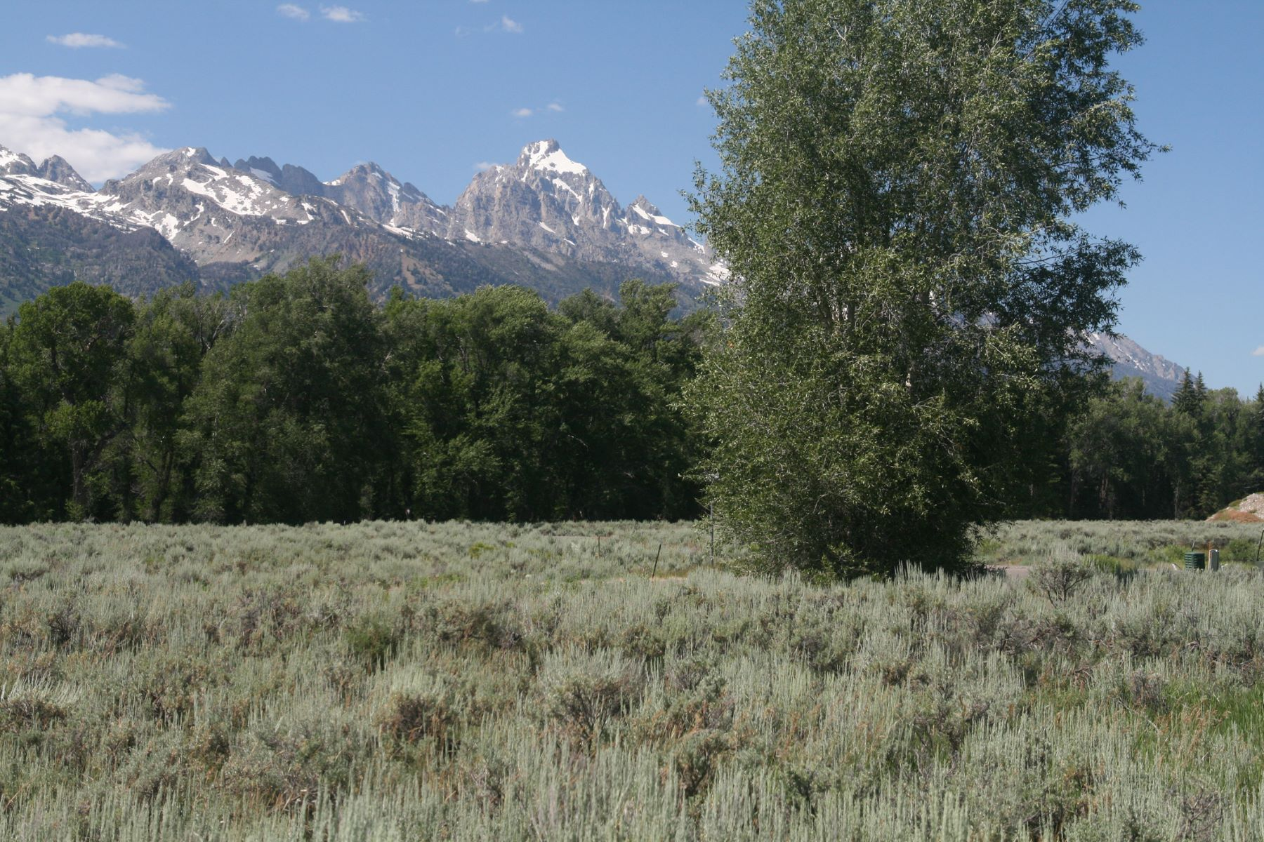 Земля для того Продажа на Grand Teton View Lot 8475 Porter Loop, Jackson, Вайоминг, 83001 Jackson Hole, Соединенные Штаты