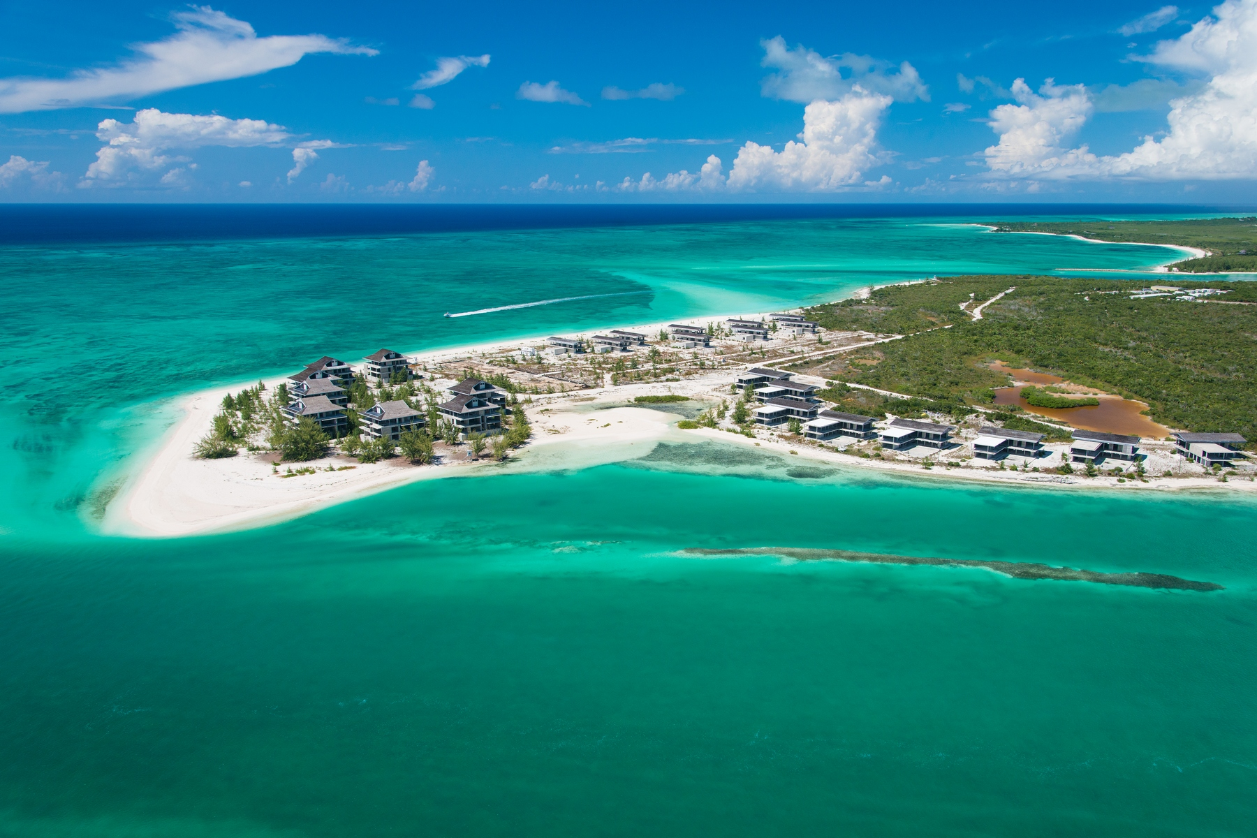 Additional photo for property listing at Oceanfront Estate Lot Dellis Cay, Dellis Cay Turks And Caicos Islands