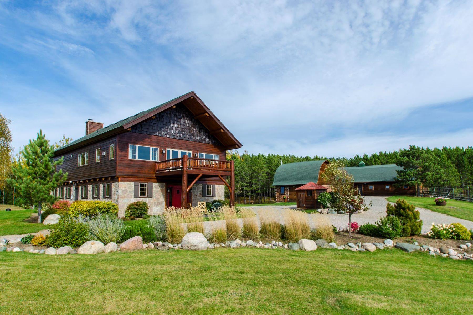独户住宅 为 销售 在 1455 Grant McMahan Blvd 伊利, 明尼苏达州, 55731 美国