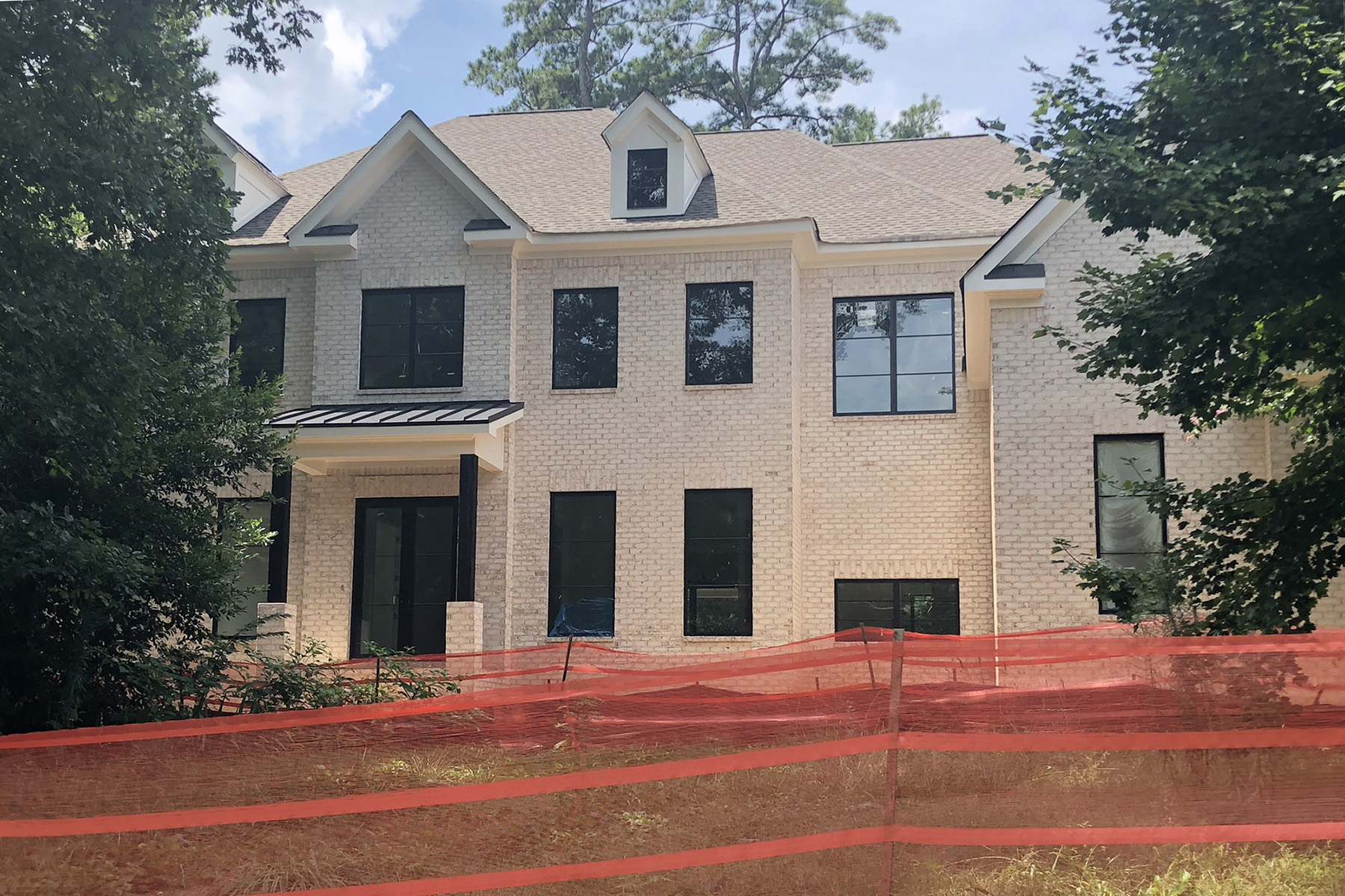 Single Family Home for Sale at Custom New Construction One Block From Chastain Park 4736 Lake Forrest Drive Sandy Springs, Georgia 30342 United States