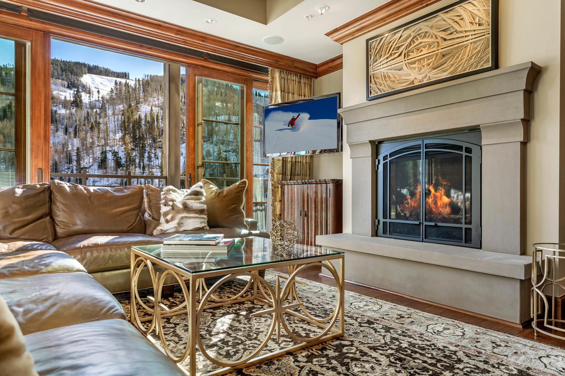 Condominiums for Active at The Ritz-Carlton Residences R-517 728 West Lionshead Circle R-517 Vail, Colorado 81657 United States