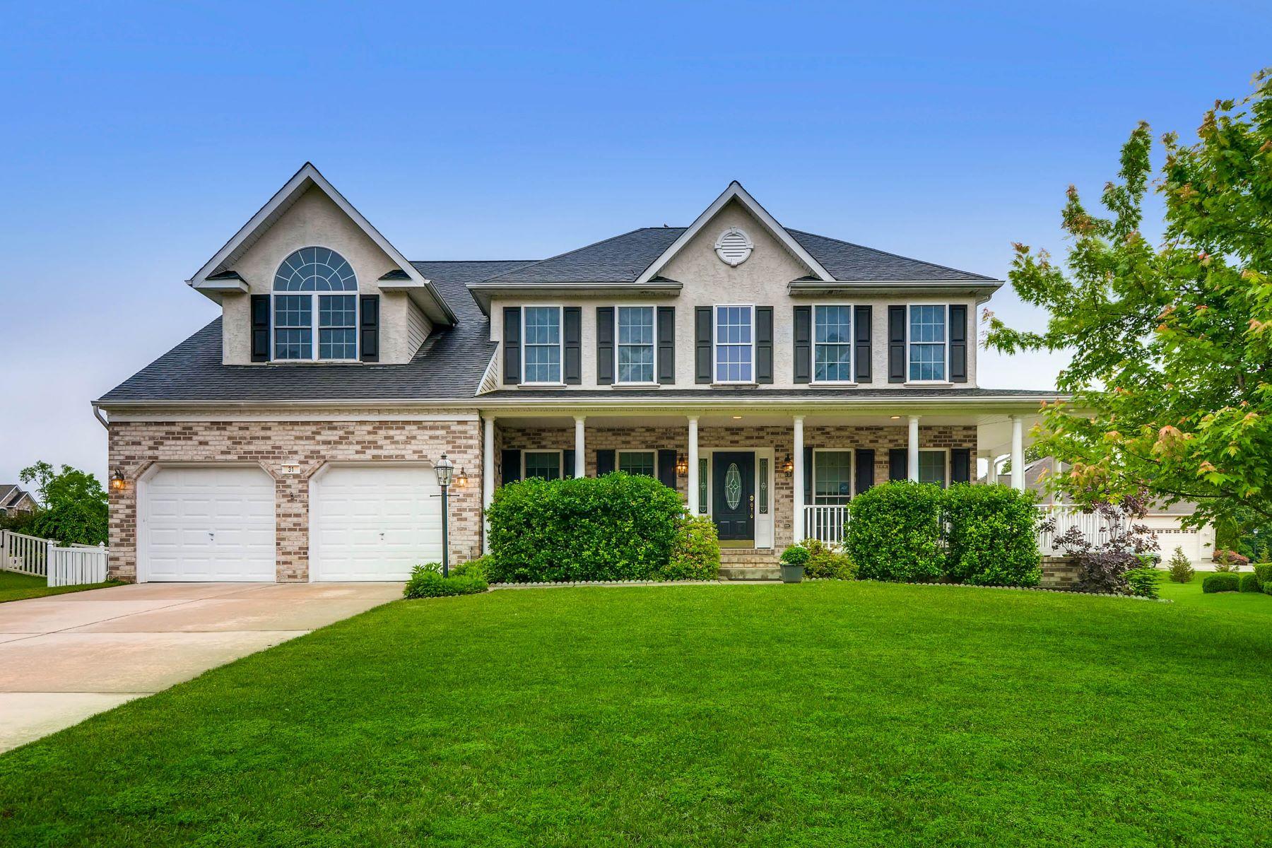 Maison unifamiliale pour l Vente à Woods at Rock Glenn 31 Rock Glenn Road Havre De Grace, Maryland 21078 États-Unis