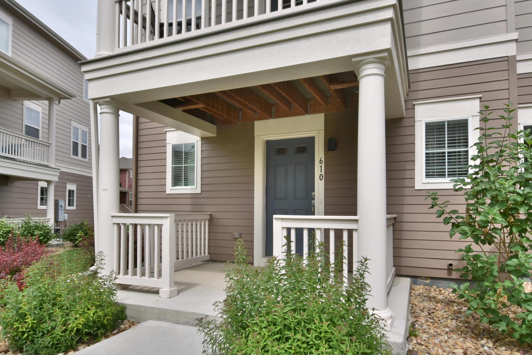 Single Family Homes por un Venta en Coal Creek Village 610 Rawlins Wy, Lafayette, Colorado 80026 Estados Unidos