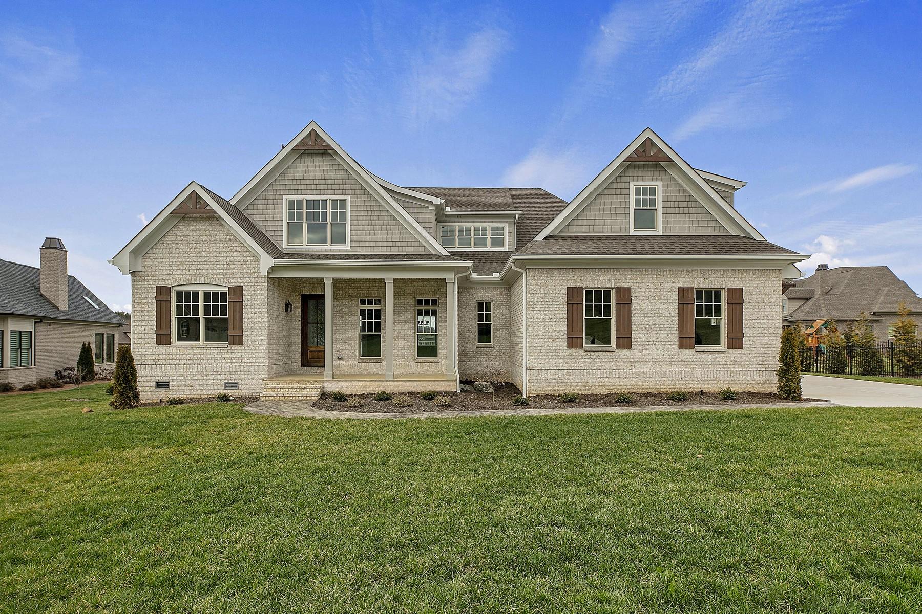 Single Family Homes 为 销售 在 New Construction In Bridgemore 544 Barnsley Road 诺克斯维尔, 田纳西州 37934 美国