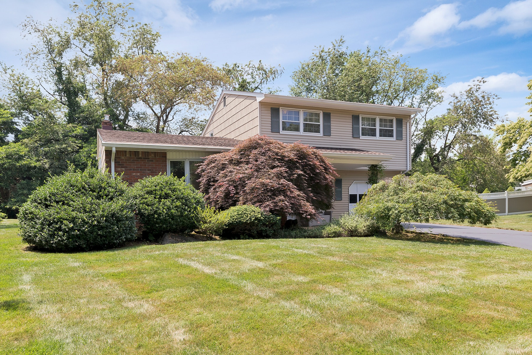 Single Family Homes for Sale at Beautiful Apple Tree Section Split 26 Rath Lane East Brunswick Township, New Jersey 08816 United States