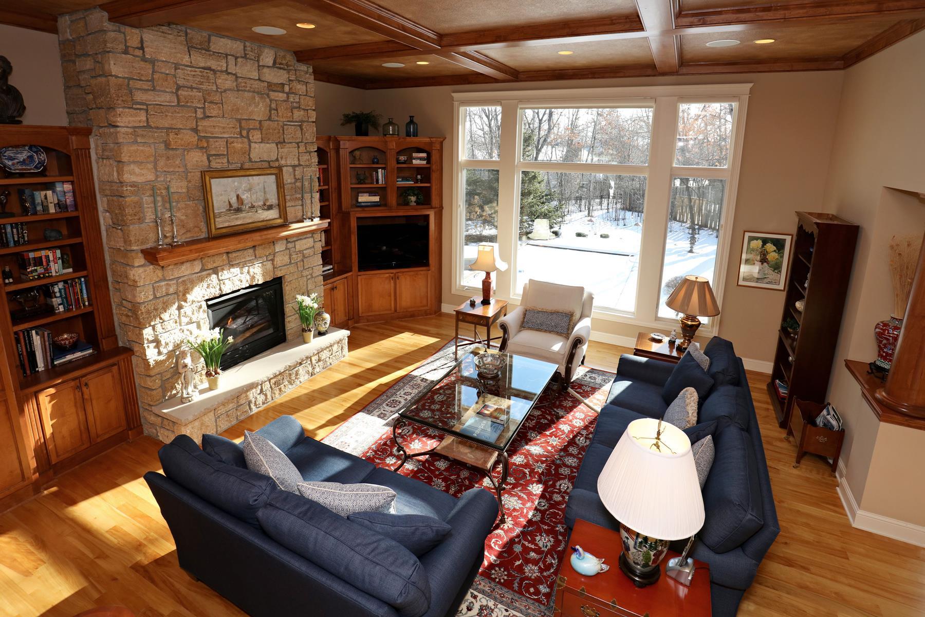 Частный односемейный дом для того Продажа на 5209 Ridge Road Edina, Миннесота, 55436 Соединенные Штаты