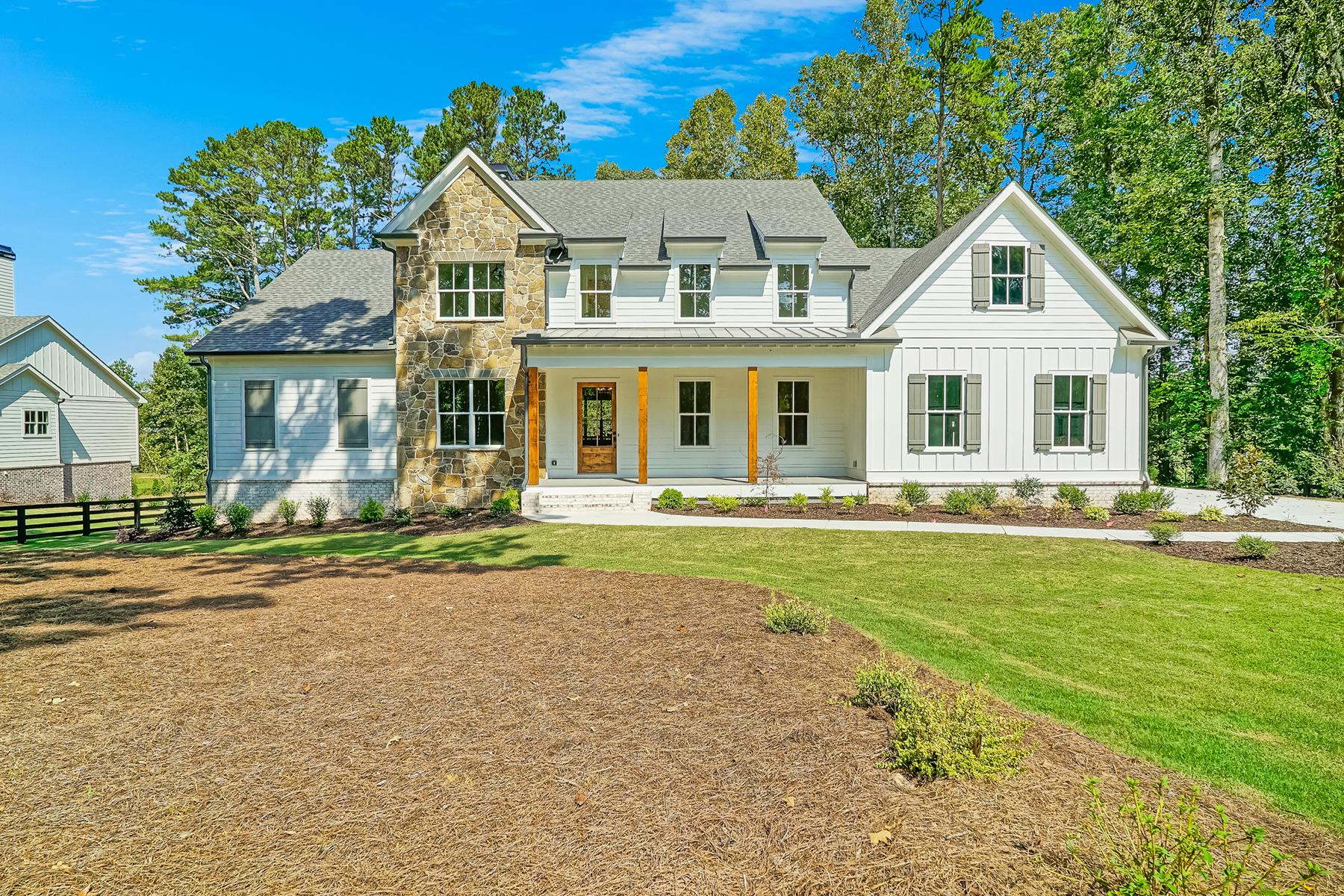 Picturesque Milton Modern Farmhouse 15430 Birmingham Hwy Milton, Georgia 30004 Hoa Kỳ