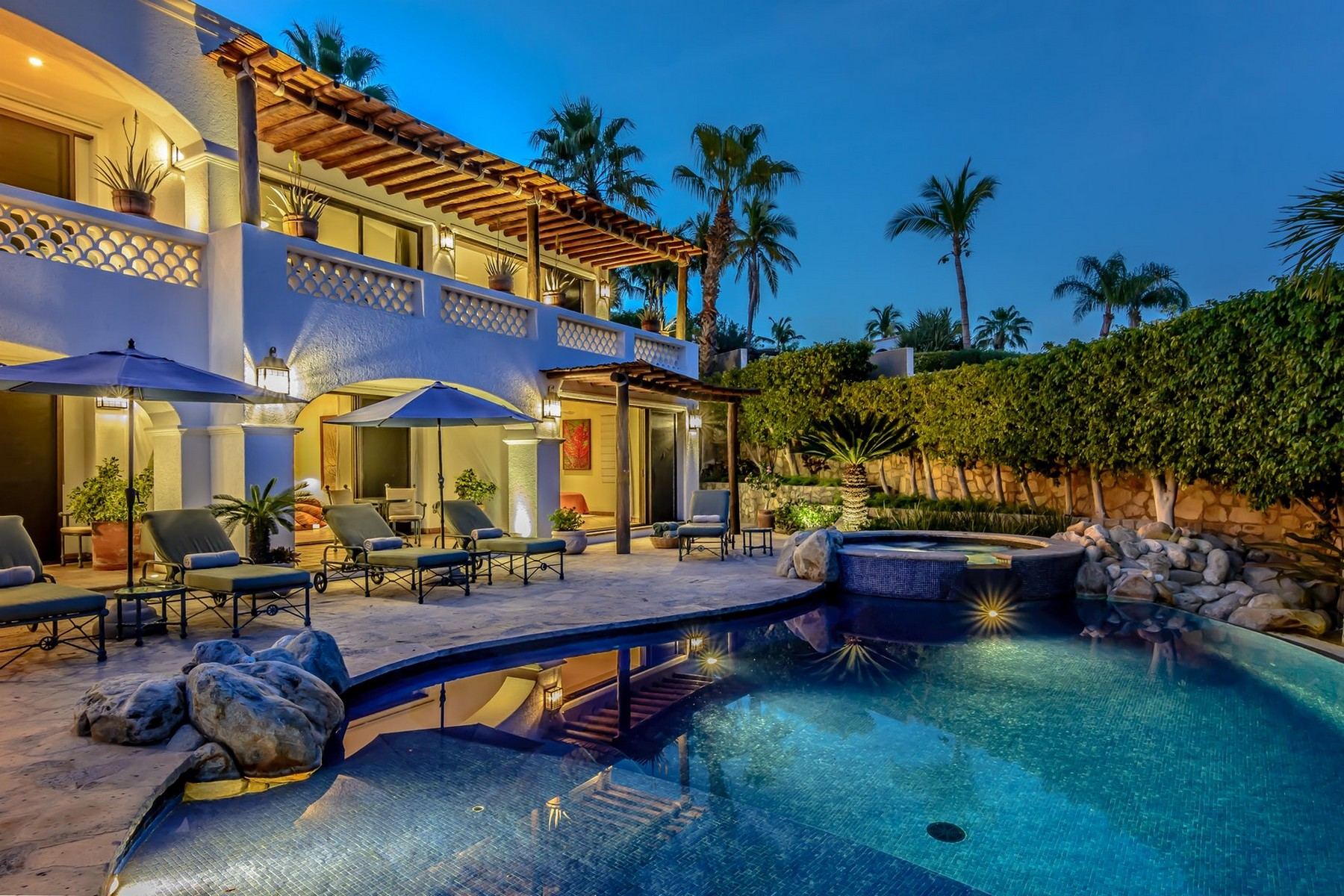 Single Family Home for Sale at CASA JUAN Caleta Palmilla San Jose Del Cabo, Baja California Sur 23453 Mexico