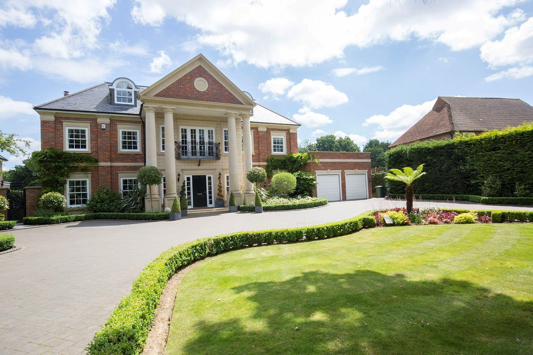 獨棟家庭住宅 為 出售 在 Kingswood, Surrey Kingswood, 英格蘭, 英國