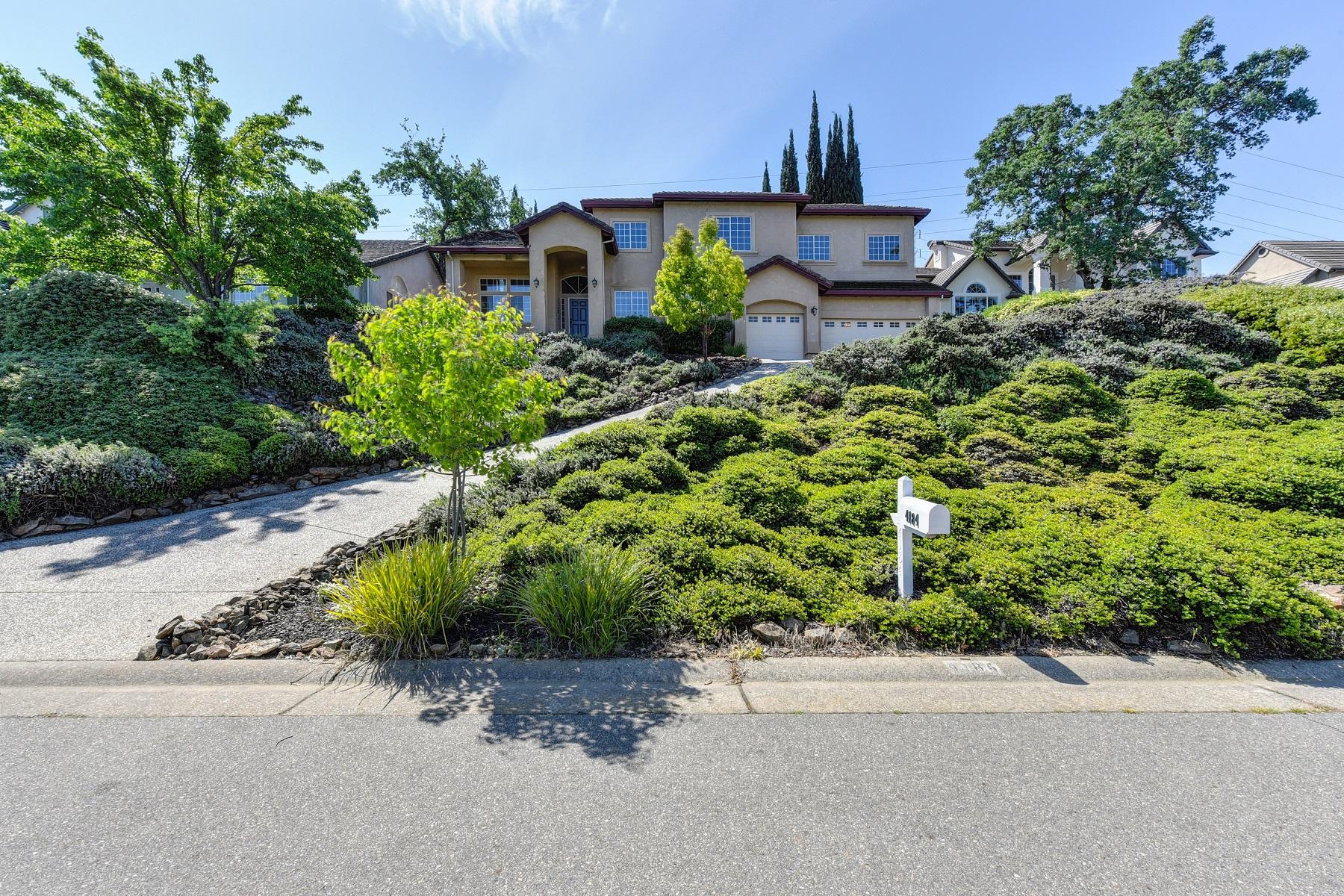 Single Family Home for Sale at 4184 Hensley Circle, El Dorado Hills, CA 95762 El Dorado Hills, California 95762 United States