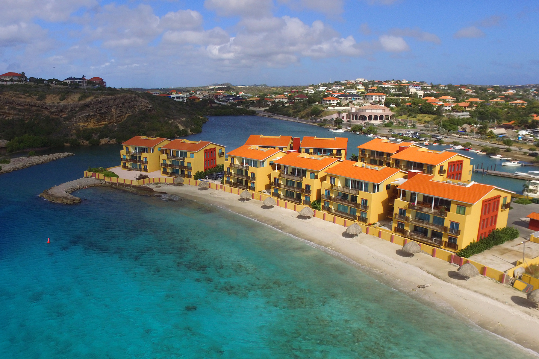 コンドミニアム のために 売買 アット La Palapa Penthouse Other Cities In Curacao, Curacao