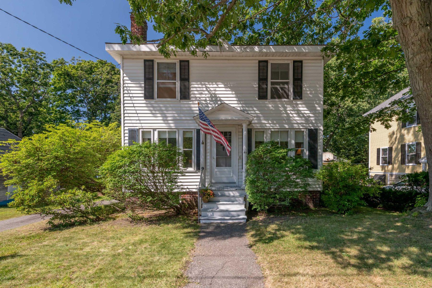 Single Family Homes للـ Sale في Portland, Maine 04103 United States