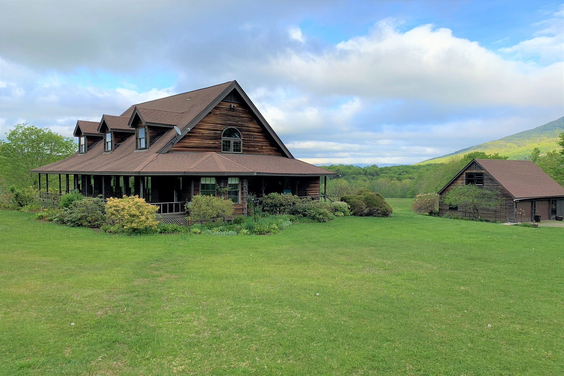Property for Sale at Contemporary Farmhouse 968 Bible Hill Road West Windsor, Vermont 05037 United States