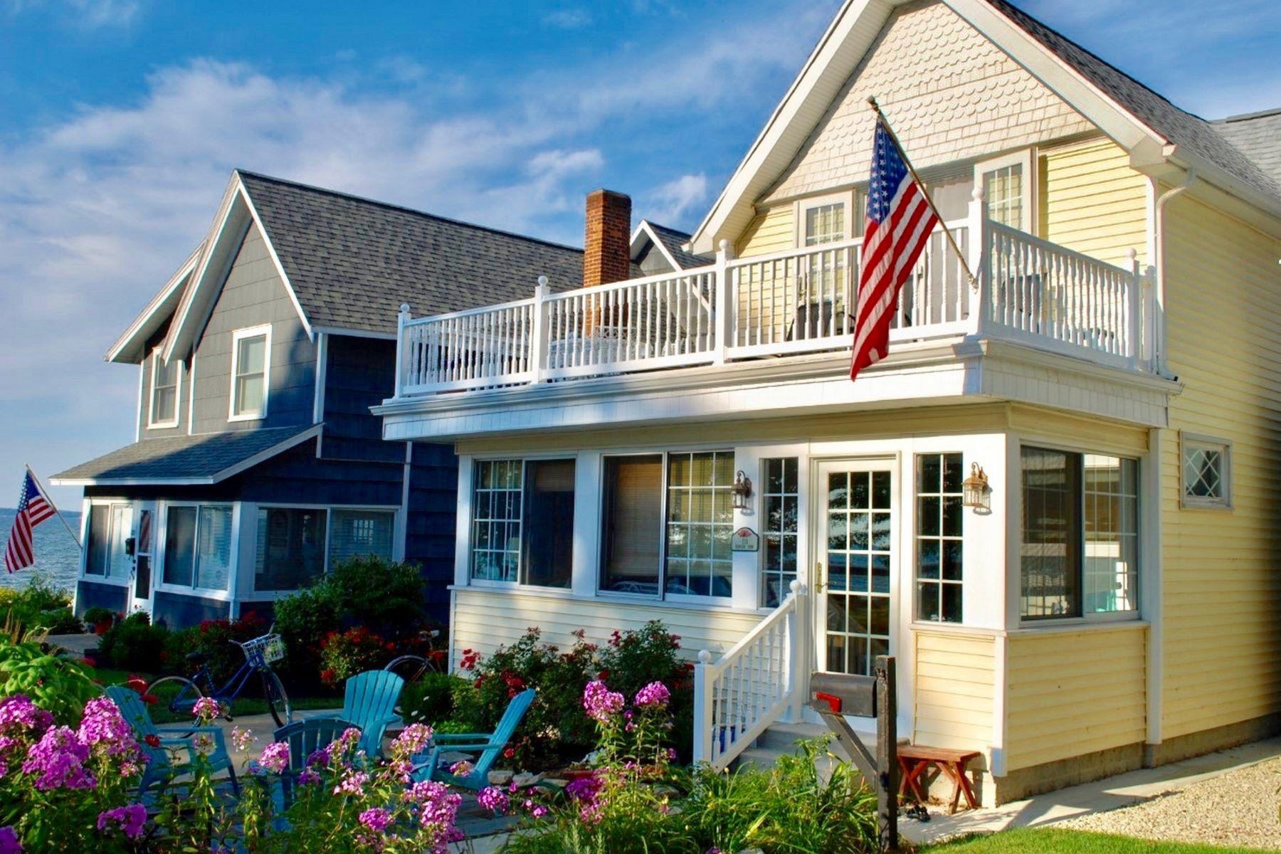 Single Family Homes por un Venta en 111 Kenton Row Lakeside, Ohio 43440 Estados Unidos