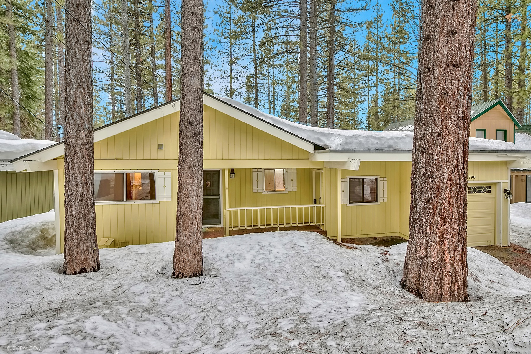 Single Family Home for Active at 1798 Saponi Street, South Lake Tahoe, CA 96150 1798 Saponi Street South Lake Tahoe, California 96150 United States