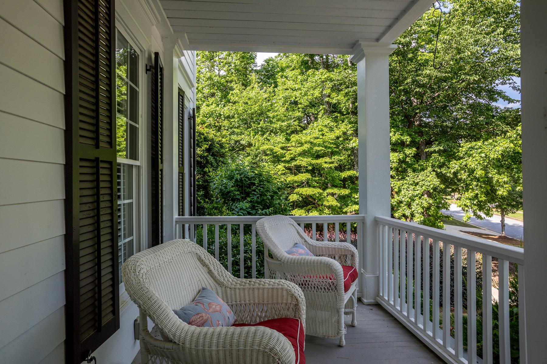 Additional photo for property listing at Classic Highgrove Home 220 Old Ivy, Fayetteville, Джорджия 30215 Соединенные Штаты