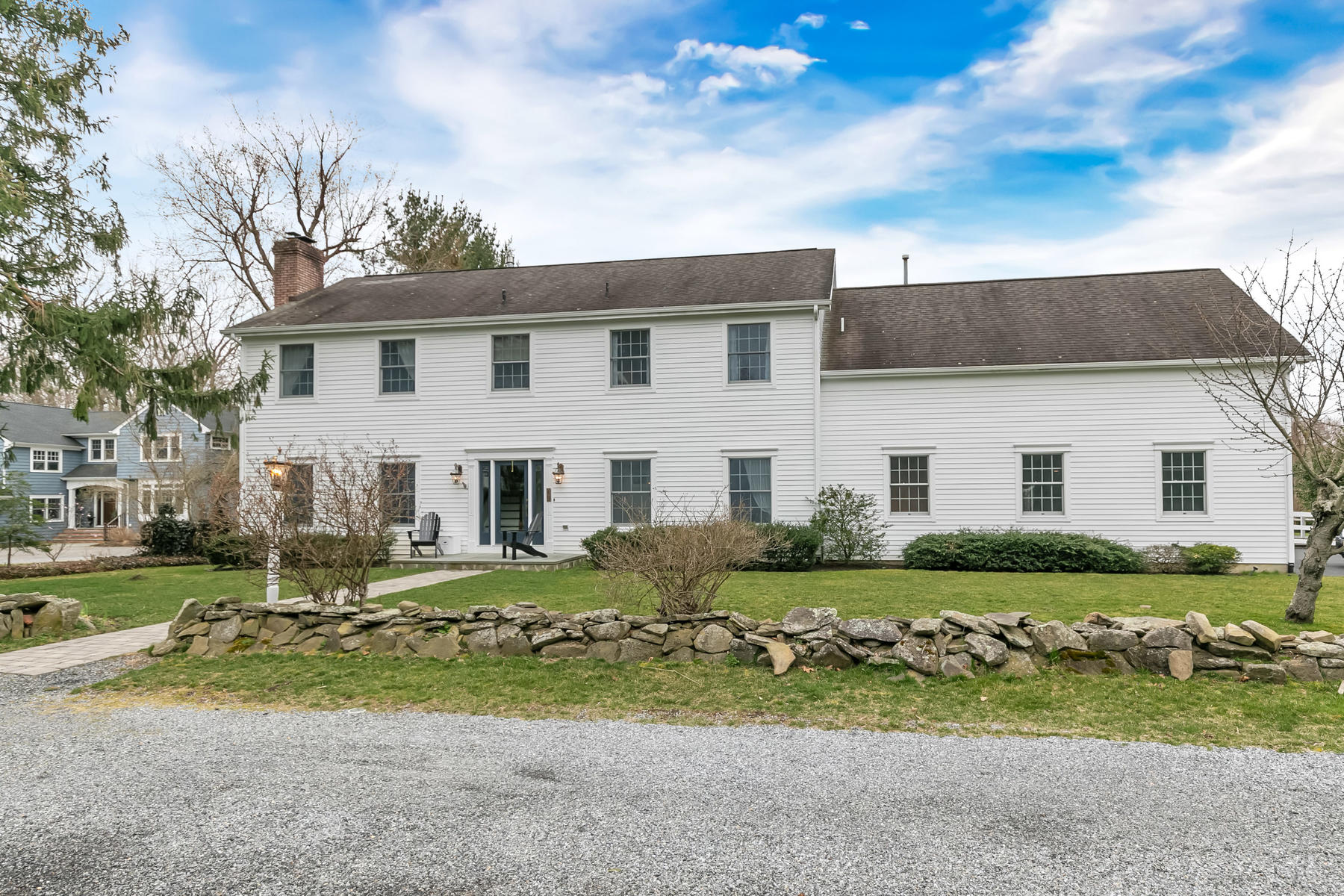 Single Family Home for Sale at Renovated Fair Haven Colonial 48 Browns Ln, Fair Haven, New Jersey 07704 United States