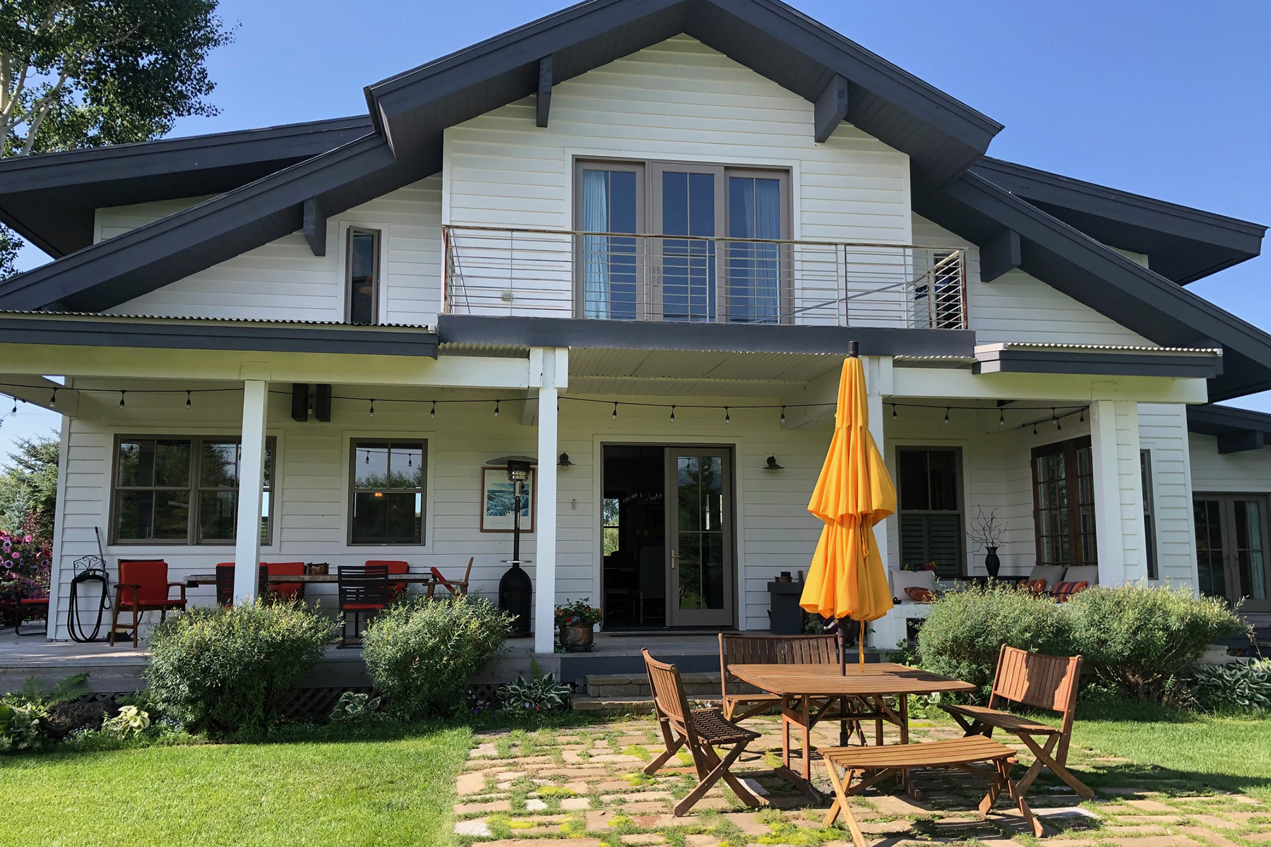 Single Family Homes pour l Vente à Wilson, Wyoming 83014 États-Unis