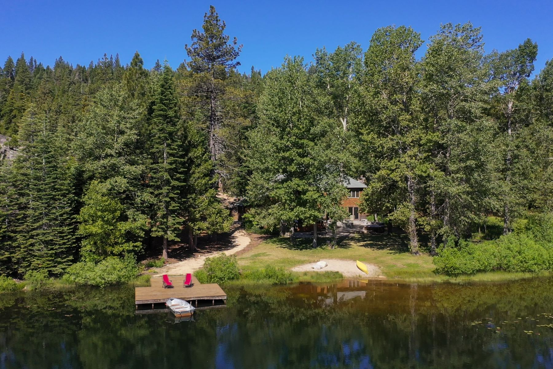 Additional photo for property listing at 12700 Crystal Lake Road, Emigrant Gap, CA 12700 Crystal Lake Road Emigrant Gap, California 95715 United States