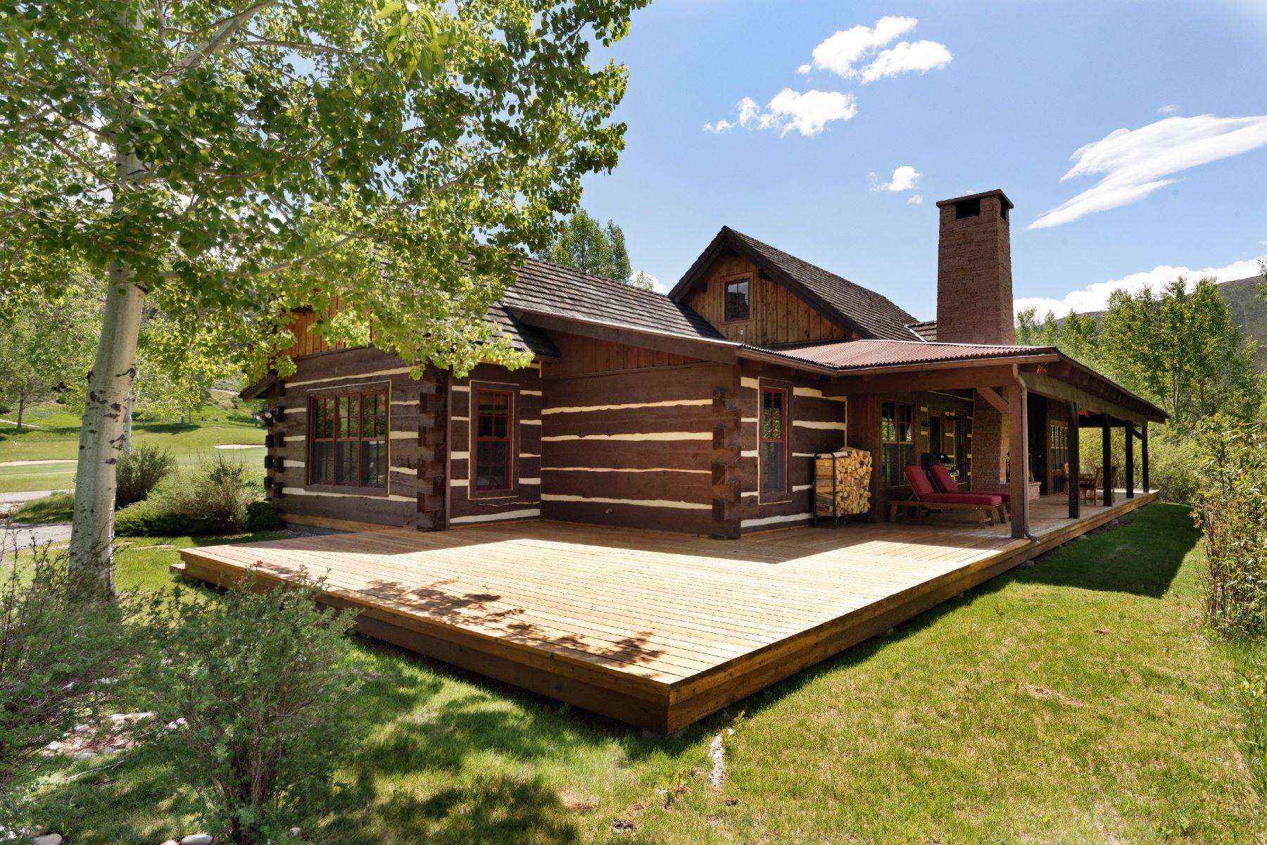 Долевое владение для того Продажа на Roaring Fork Club 12 Arbaney Ranch Road, Basalt, Колорадо, 81621 Соединенные Штаты