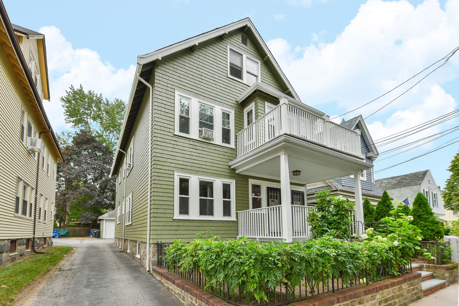 共管式独立产权公寓 为 销售 在 10 Dent B, Boston West Roxbury, 波士顿, 马萨诸塞州, 02132 美国