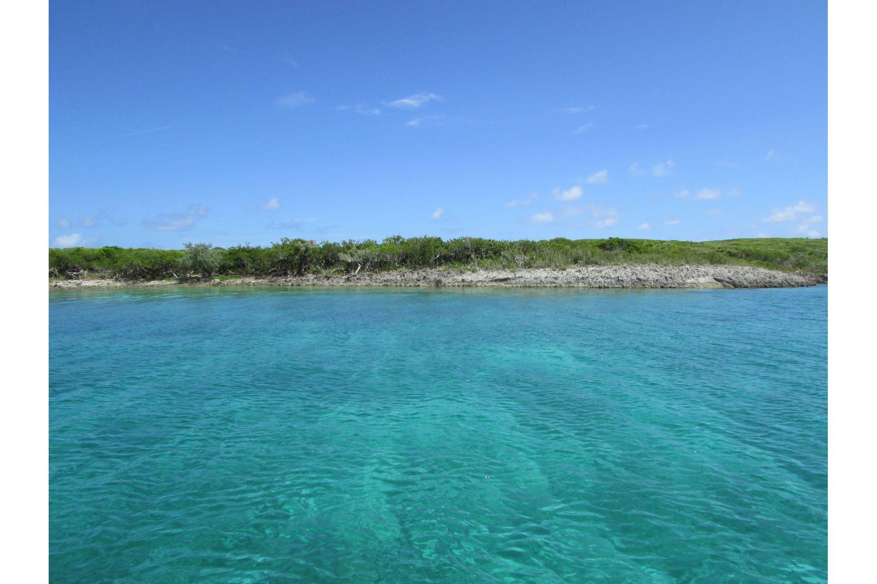 Terreno para Venda às Lot 8 Bluffs of Tilloo Tilloo Cay, Abaco, Bahamas