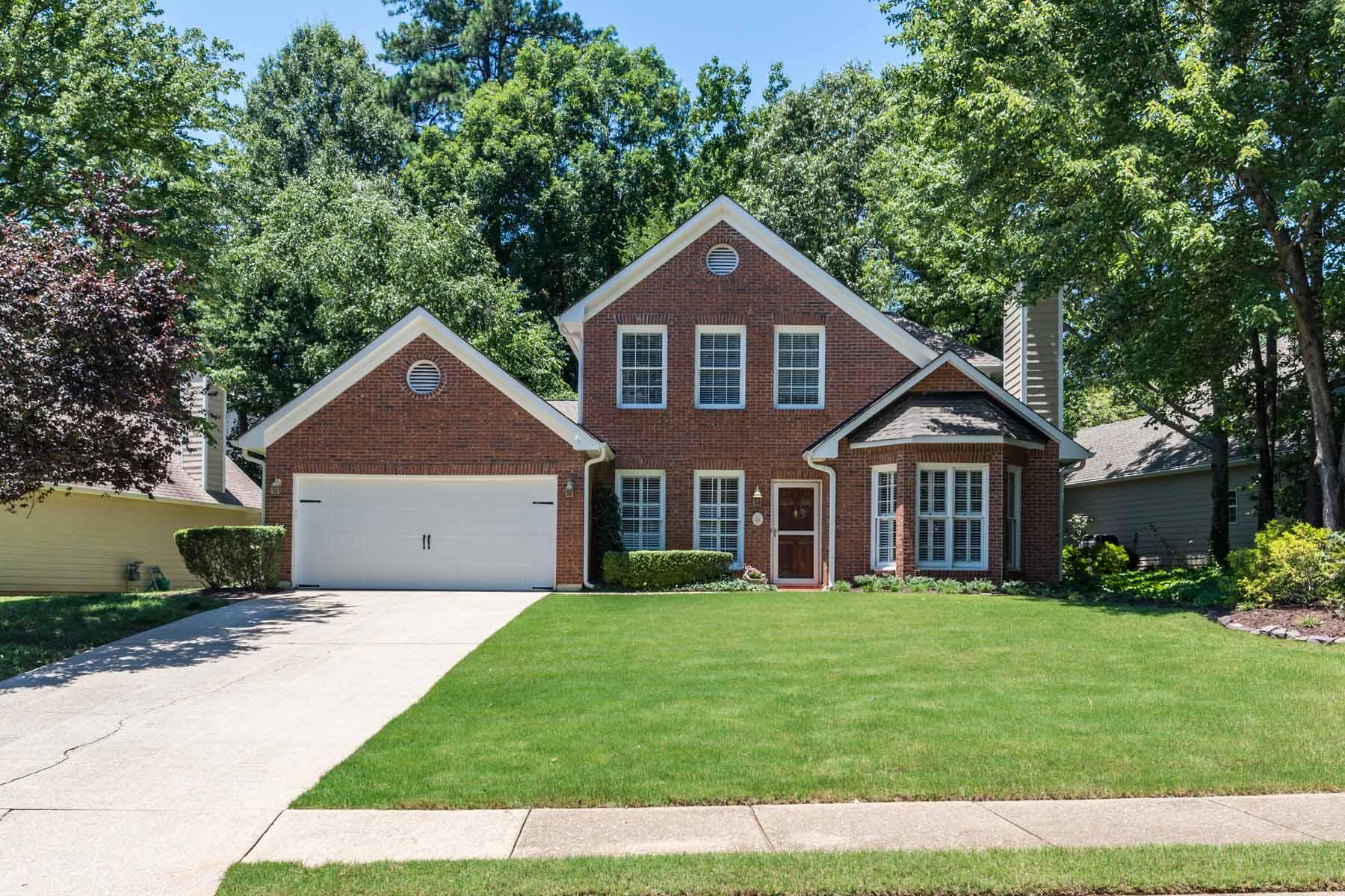 一戸建て のために 売買 アット 10815 Pinewalk Forest Circle Alpharetta, ジョージア, 30022 アメリカ合衆国