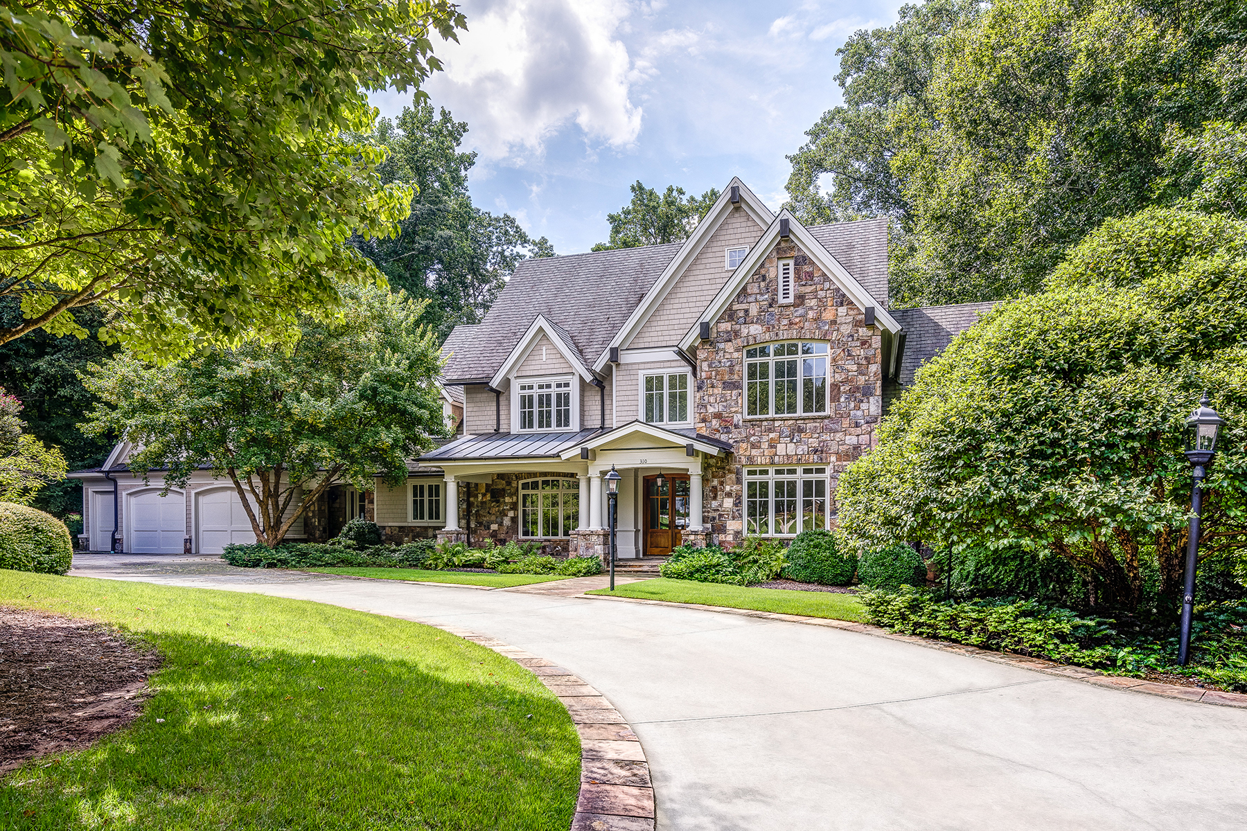 Single Family Home for Sale at Brilliant Custom Historic Design 310 Tara Trail NW Sandy Springs, Georgia 30327 United States