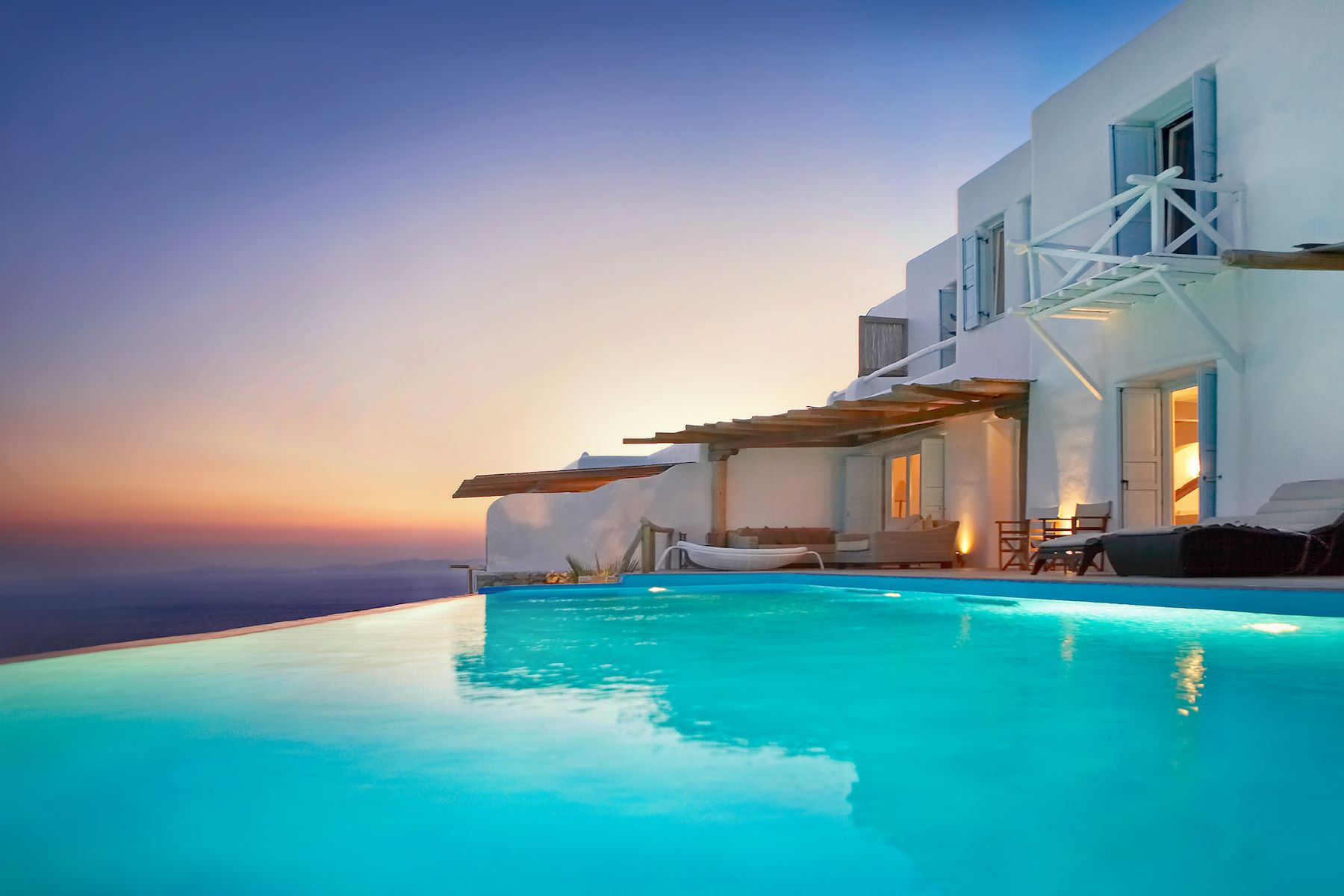 Single Family Home for Sale at Royal Retreat Mykonos, Southern Aegean, Greece