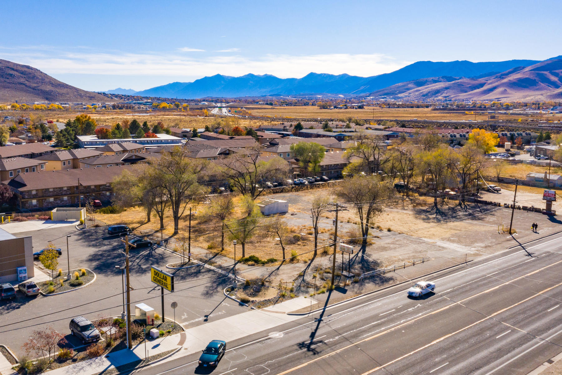 Land for Sale at 2943 HWY East 50, Carson City, NV 89701 2943 HWY East 50 Carson City, Nevada 89701 United States