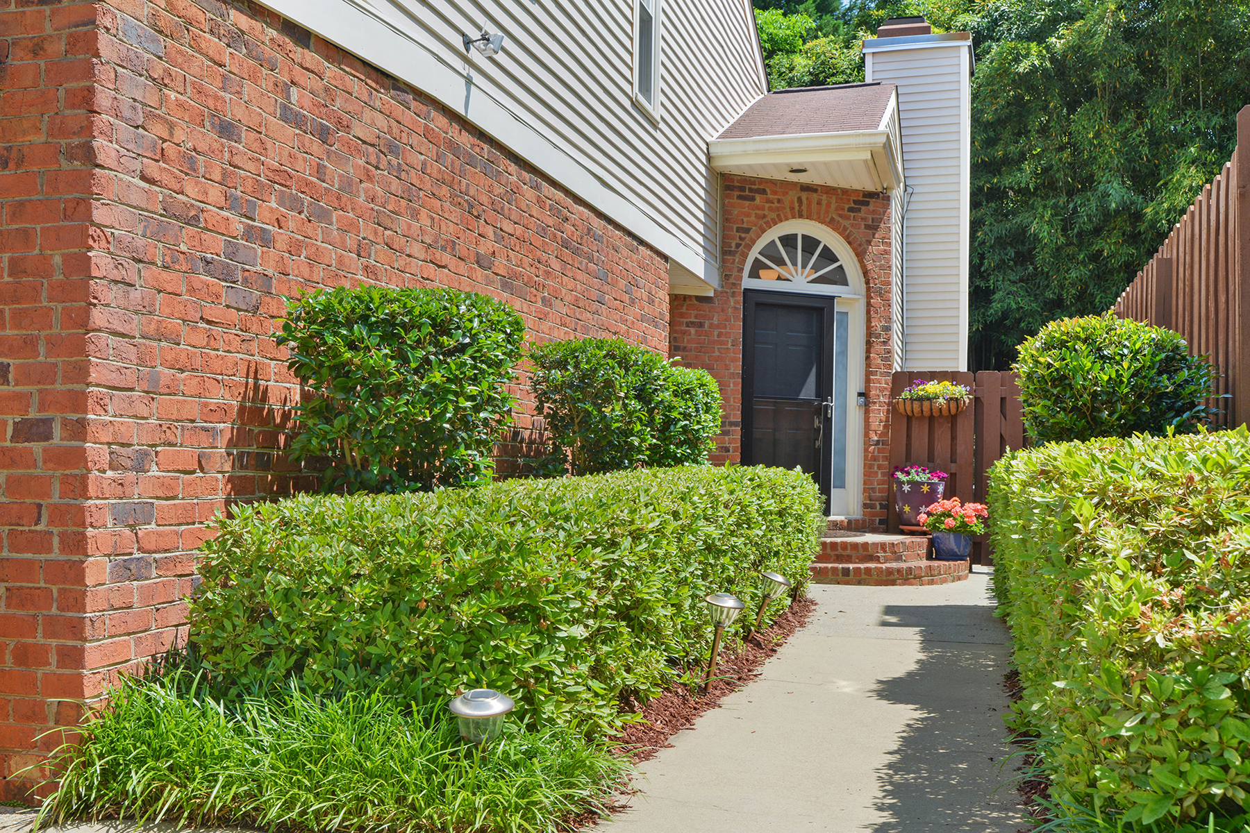 Townhouse for Sale at A Hidden Gem in the Heart of the City 1831 Rockridge Pl Atlanta, Georgia 30324 United States