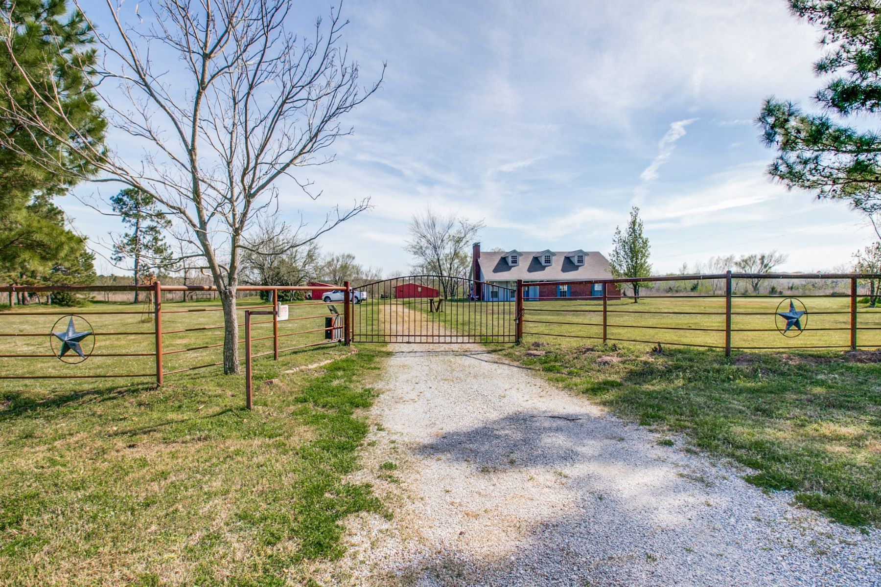 Farm / Ranch / Plantation for Active at Caddo Grasslands Ranch, 290 Acres 20560 E. FM 273 Telephone, Texas 75488 United States