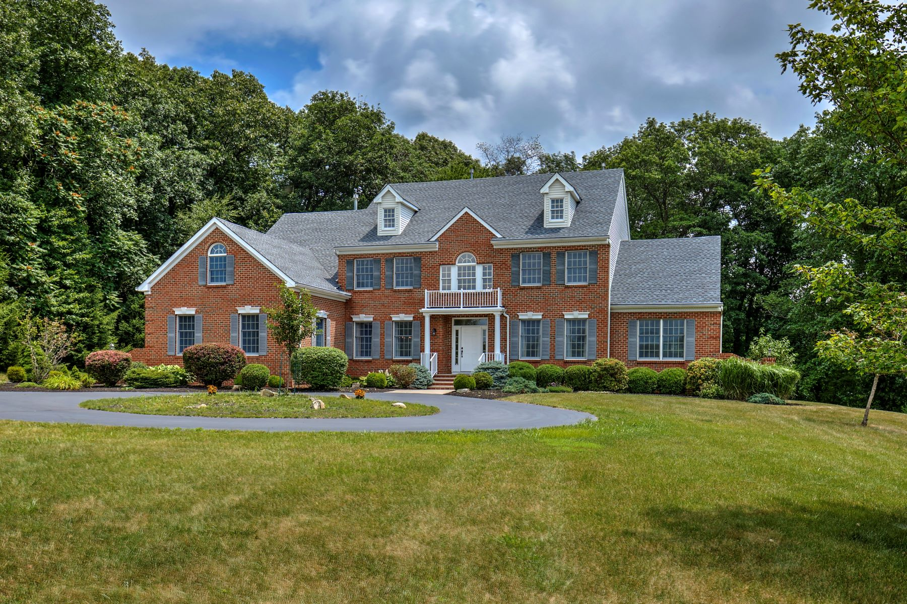 Single Family Homes for Active at Inviting Colonial 238-A Old Turnpike Road Tewksbury Township, New Jersey 07830 United States