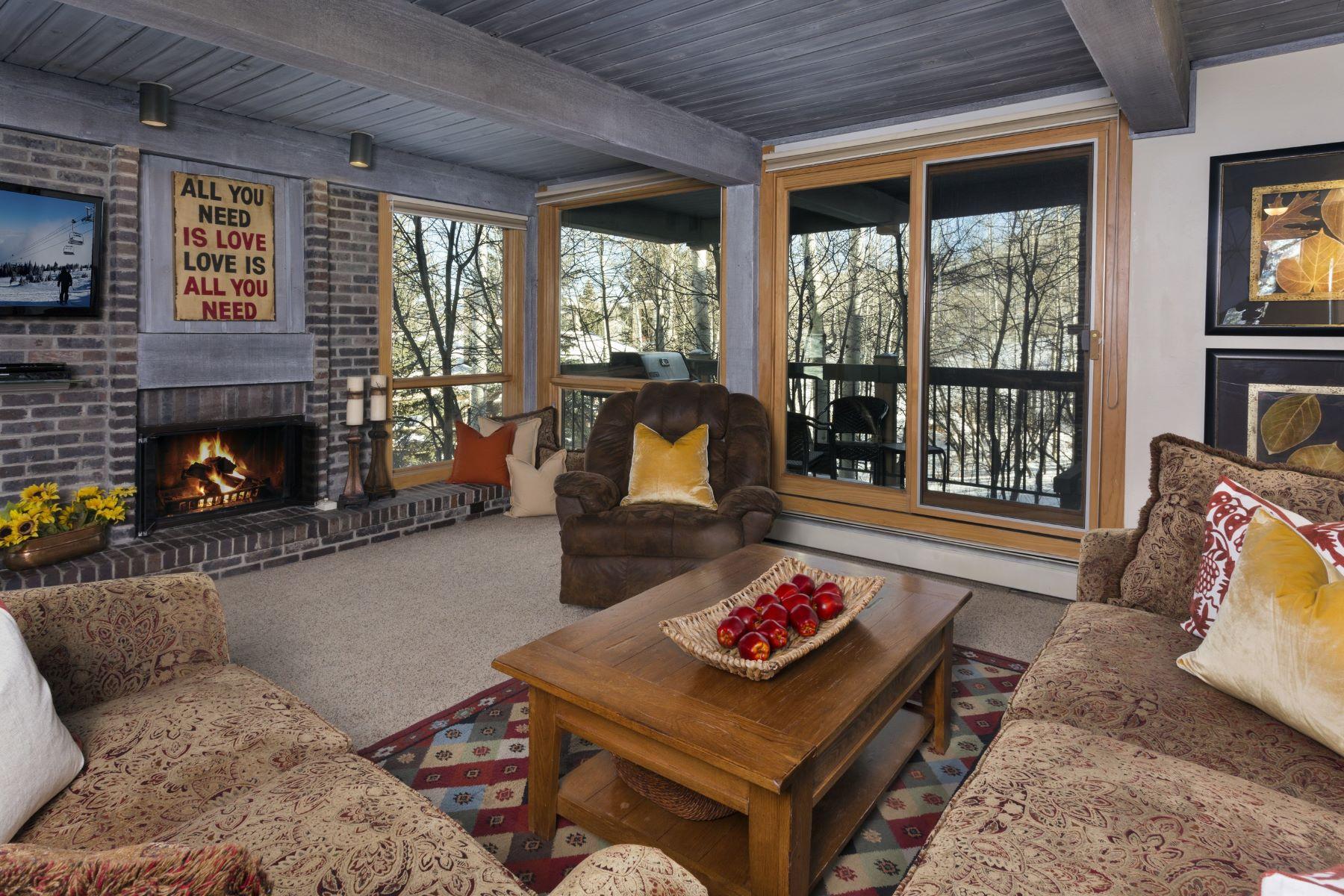 Condominiums для того Продажа на Top of the Village, Leaf 102 855 Carriage Way, Leaf 102, Snowmass Village, Колорадо 81615 Соединенные Штаты