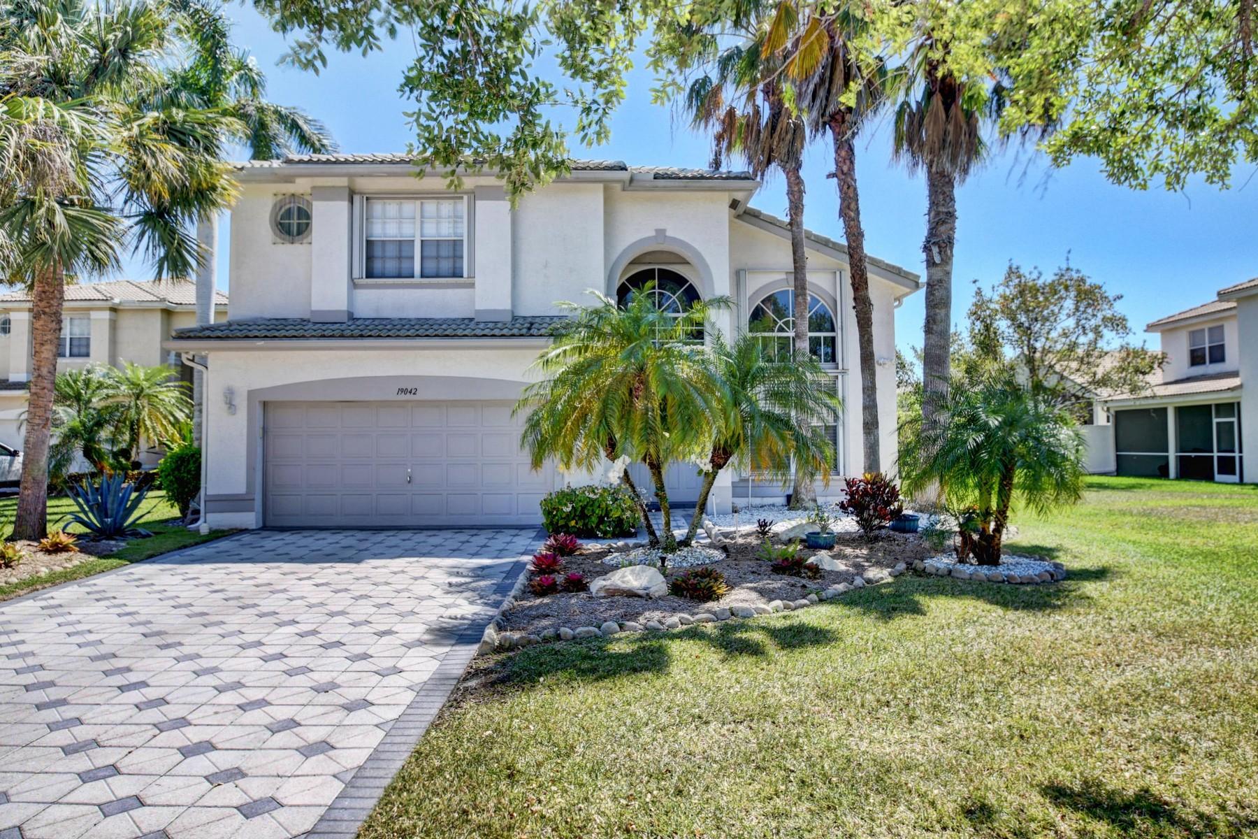 단독 가정 주택 용 매매 에 19042 Skyridge Cir , Boca Raton, FL 33498 19042 Skyridge Cir, Boca Raton, 플로리다, 33498 미국