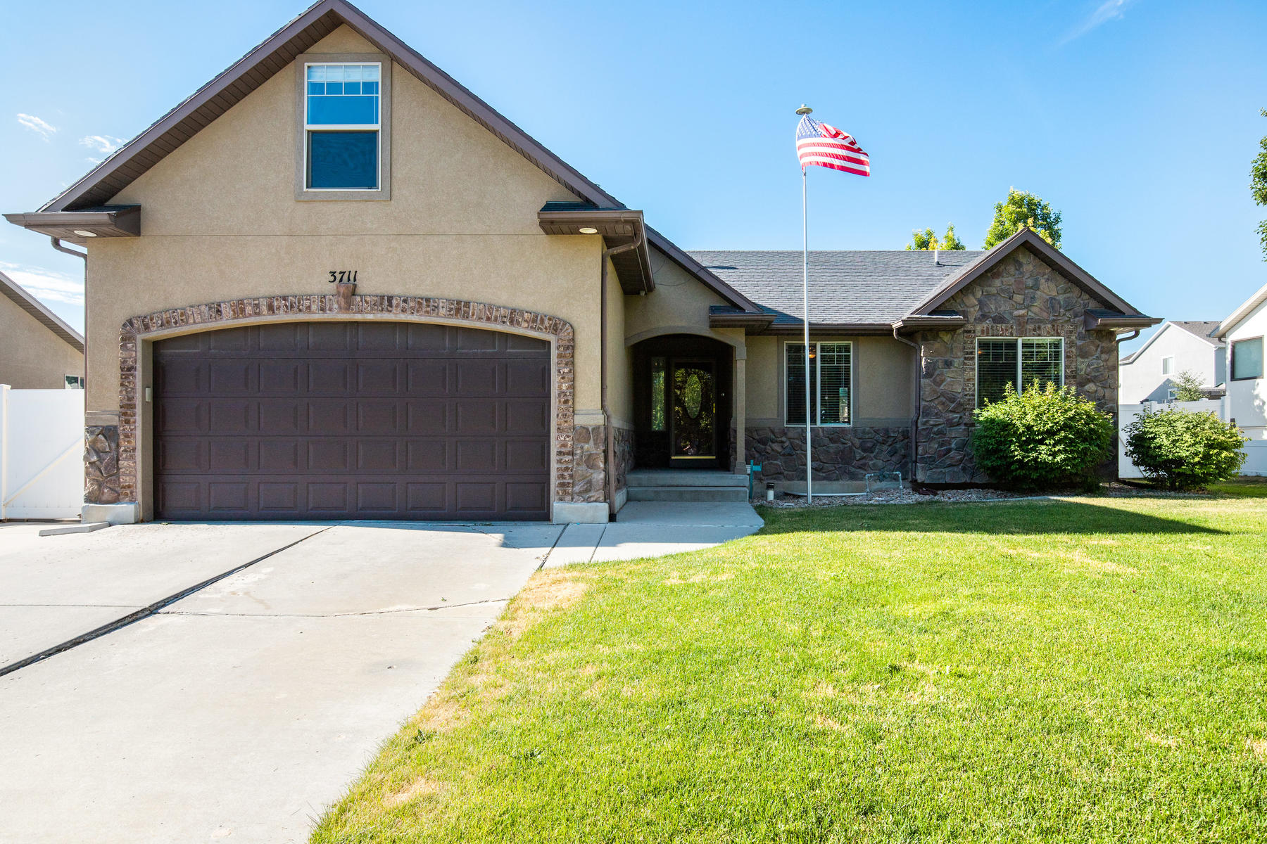 Single Family Homes for Active at Upgraded to the Max 3711 W Salinas Drive Riverton, Utah 84065 United States