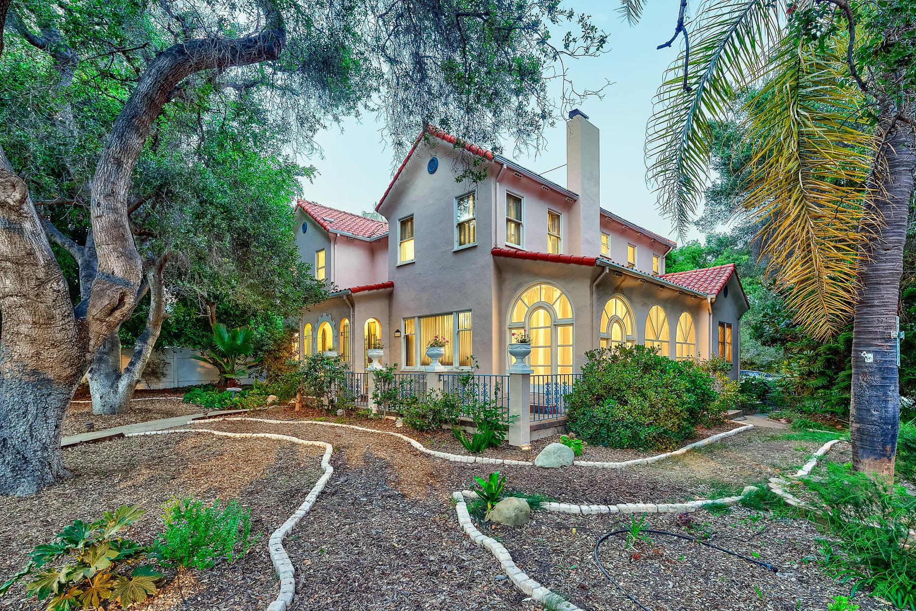 Maison unifamiliale pour l à vendre à 1025 Ojai Road Santa Paula, Californie, 93060 États-Unis