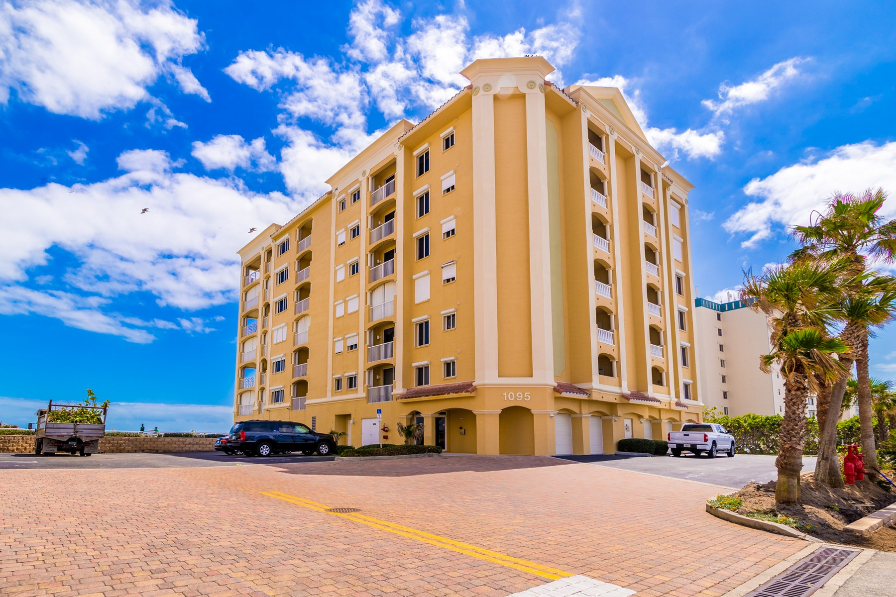 Condominium for Sale at The Oceans Condominium 1095 Highway A1A #2401 Satellite Beach, Florida 32937 United States