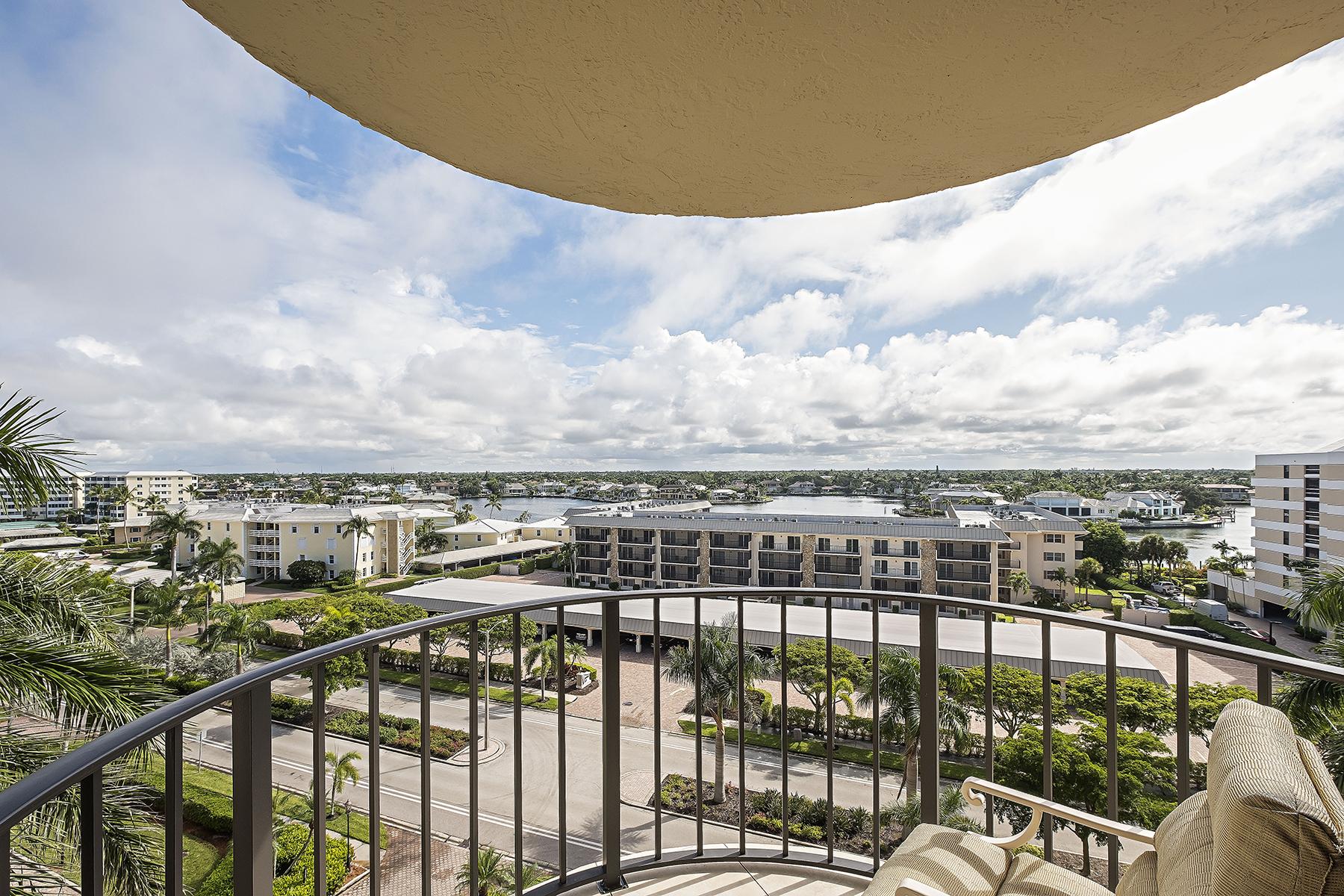 Nhà chung cư vì Bán tại MOORINGS - LAUSANNE 3215 Gulf Shore Blvd N 601N Naples, Florida 34103 Hoa Kỳ