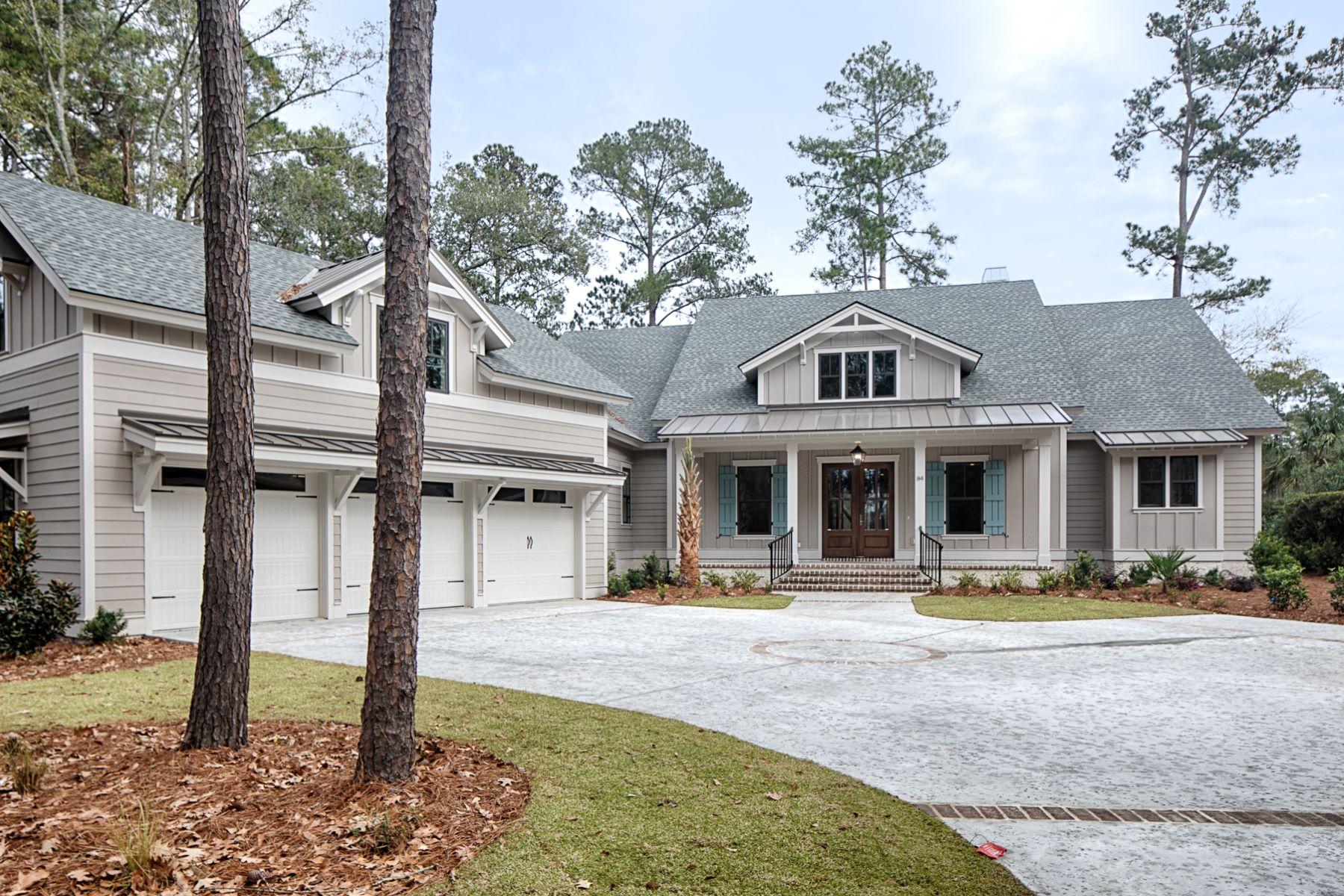 Single Family Homes por un Venta en 84 Lancaster Boulevard 84 Lancaster Blvd, Okatie, Carolina del Sur 29909 Estados Unidos