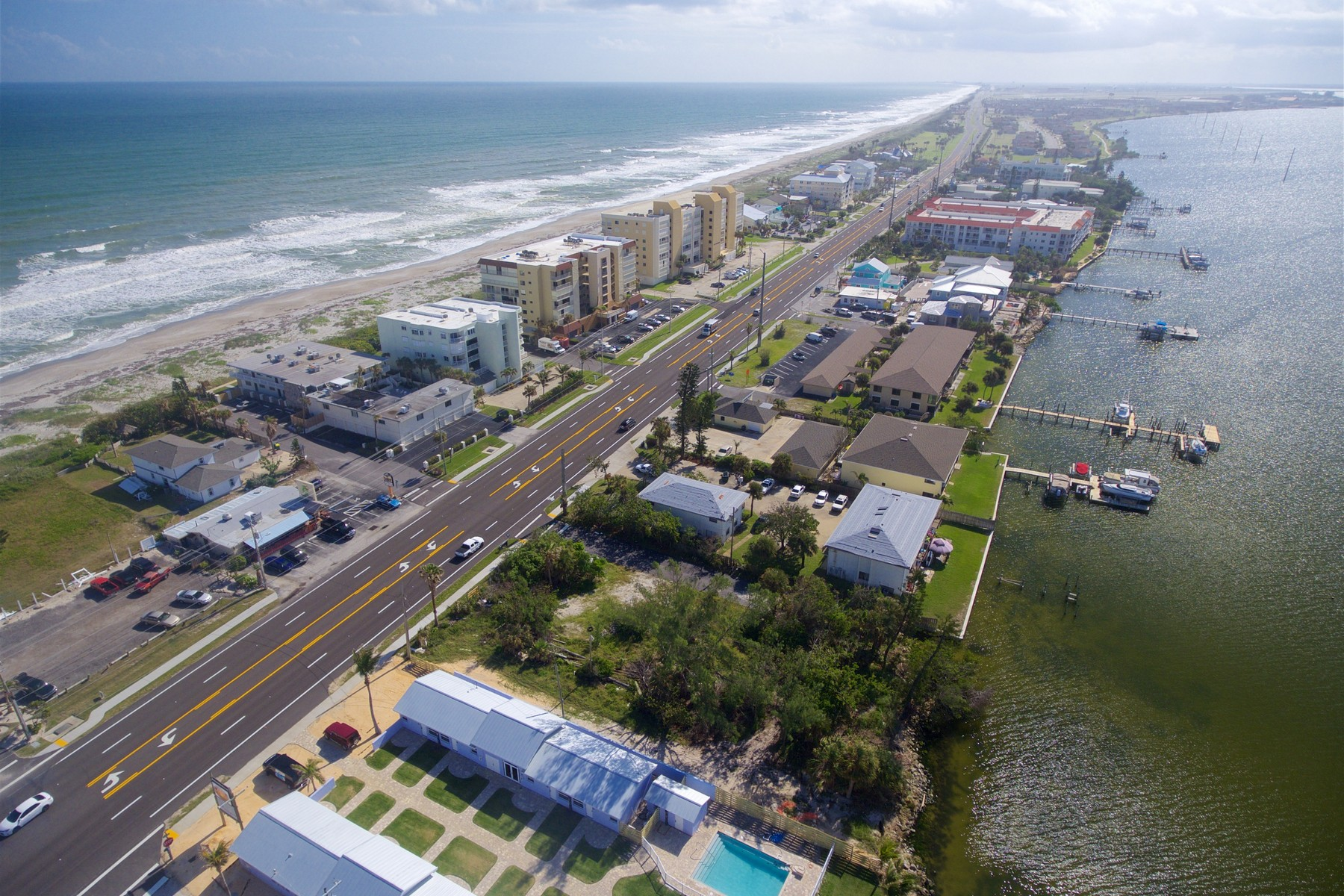 Additional photo for property listing at Crescent Beach Properties 133 30th Avenue Cocoa Beach, Florida 32931 United States