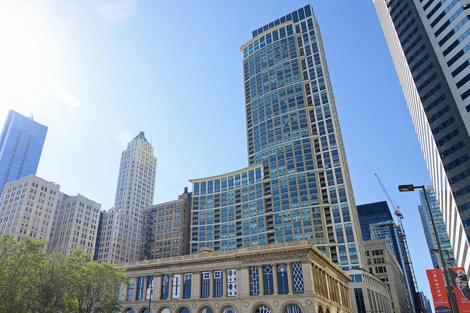 Condominium for Sale at Enjoy Lovely Views of Millennium Park and the Lakefront 130 N Garland Court Unit 2411, Loop, Chicago, Illinois, 60602 United States