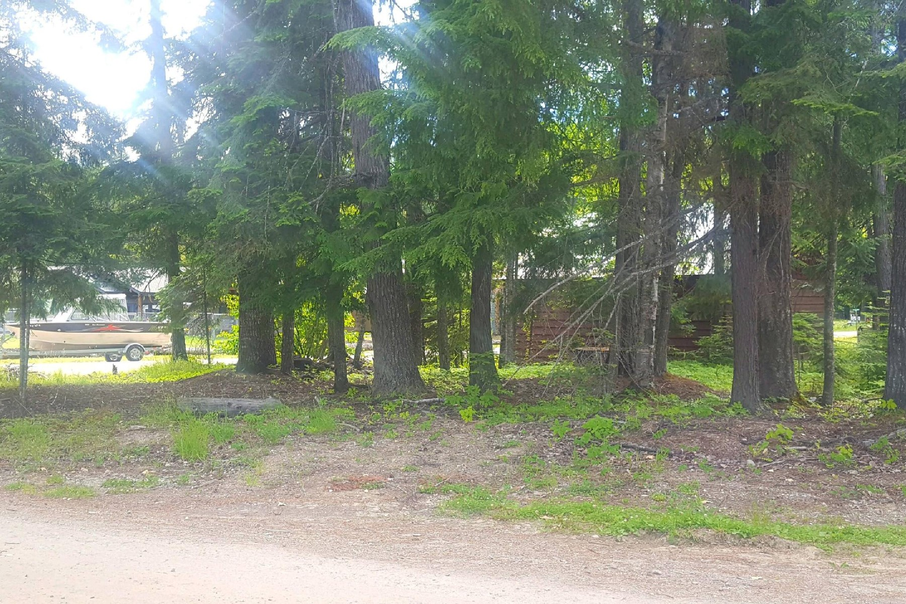 Additional photo for property listing at A shop is built ready for your toys NNA S Granite Bay Nordman, Idaho 83848 United States