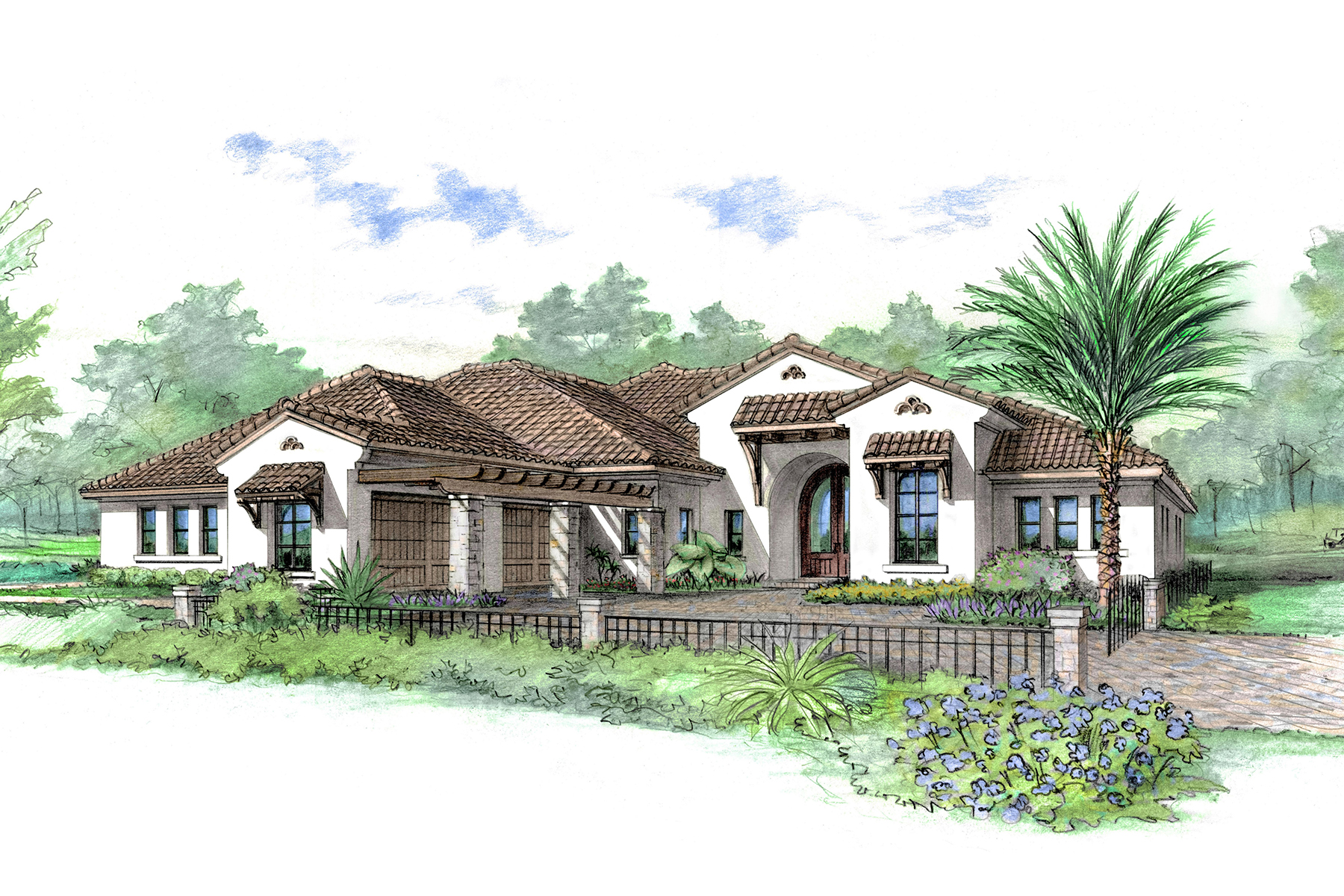 Single Family Homes for Active at LUTZ 16904 Villalagos De Avila Lutz, Florida 33548 United States