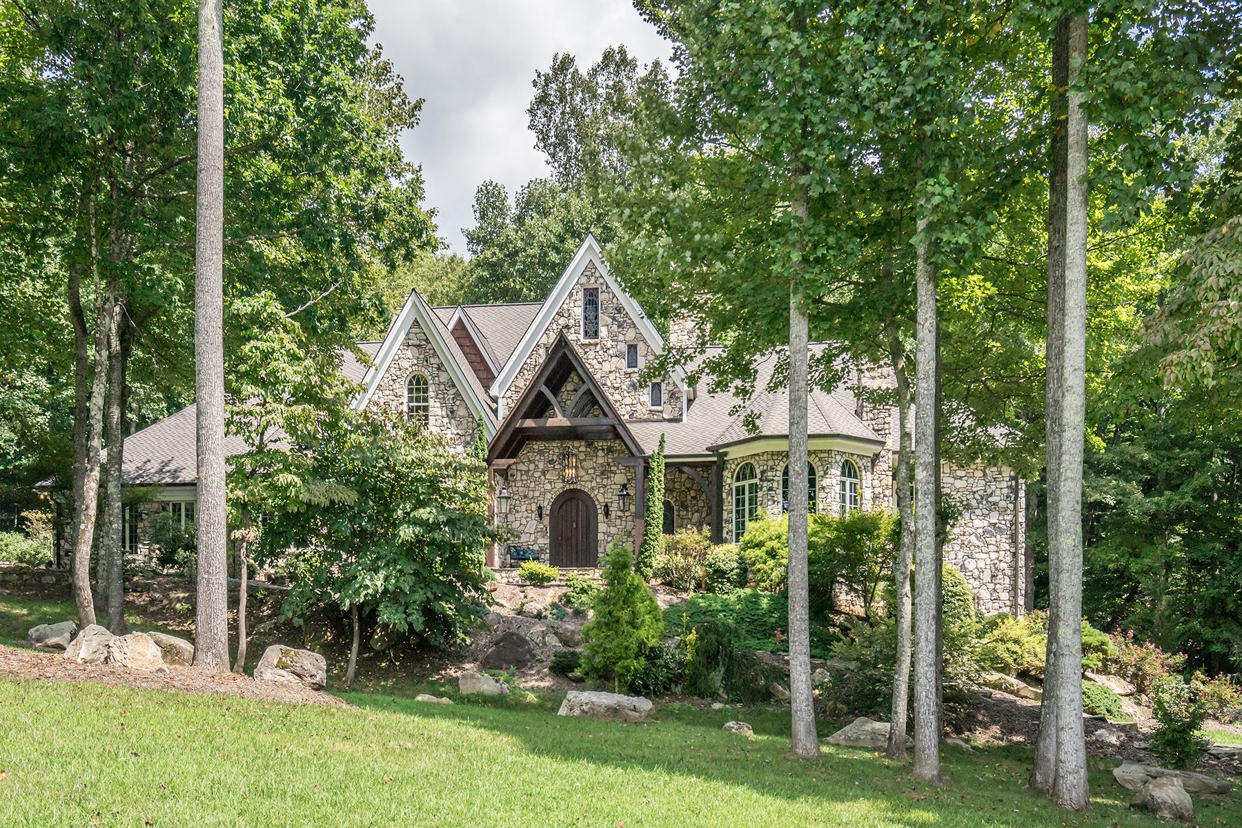 Single Family Homes por un Venta en PURLEAR 5712 Summit Rd, Purlear, Carolina Del Norte 28665 Estados Unidos