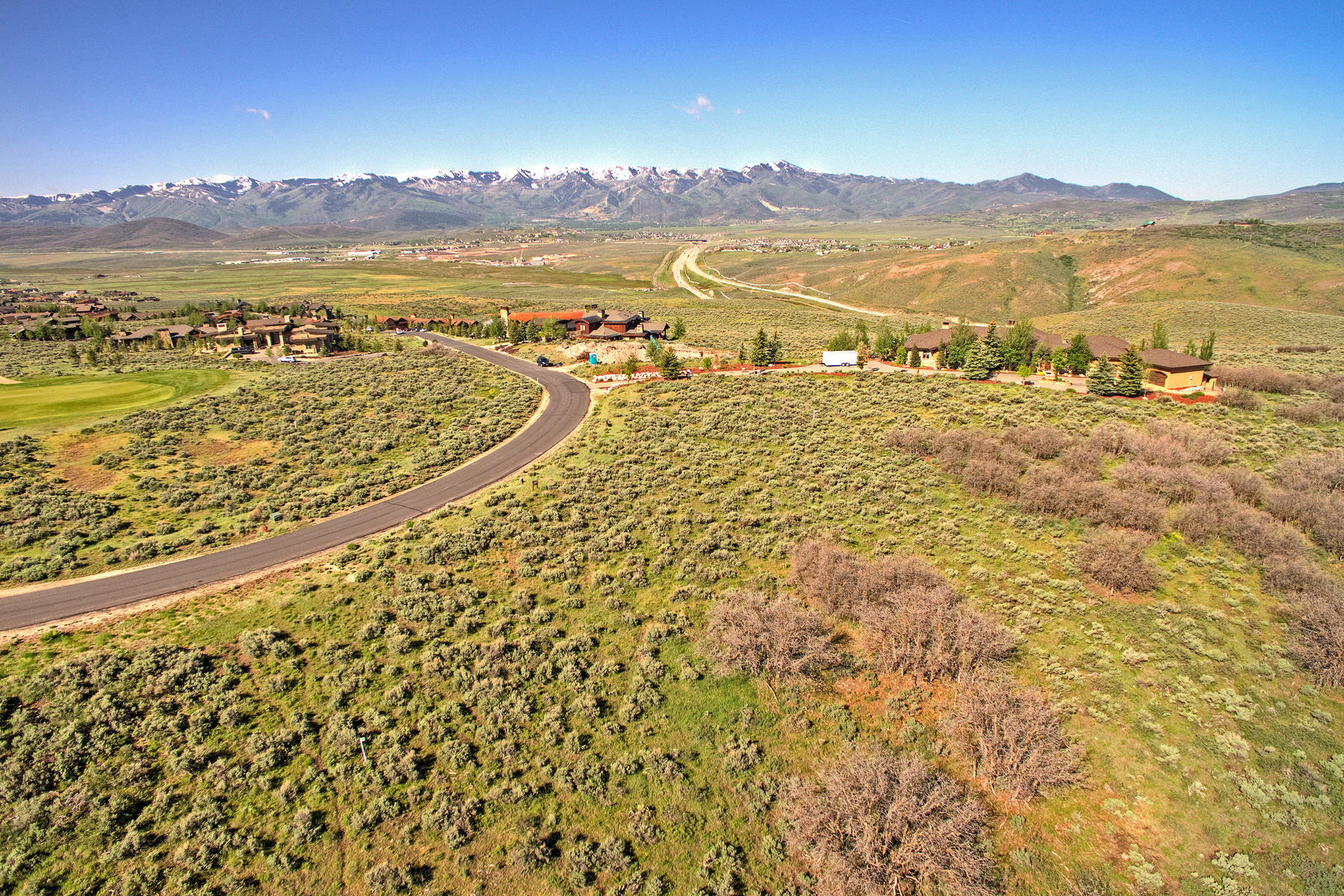 Земля для того Продажа на Over 6 Acres Of Blissful Privacy in Promontory 7931 N West Hills Trl Lot #53 Park City, Юта, 84098 Соединенные Штаты